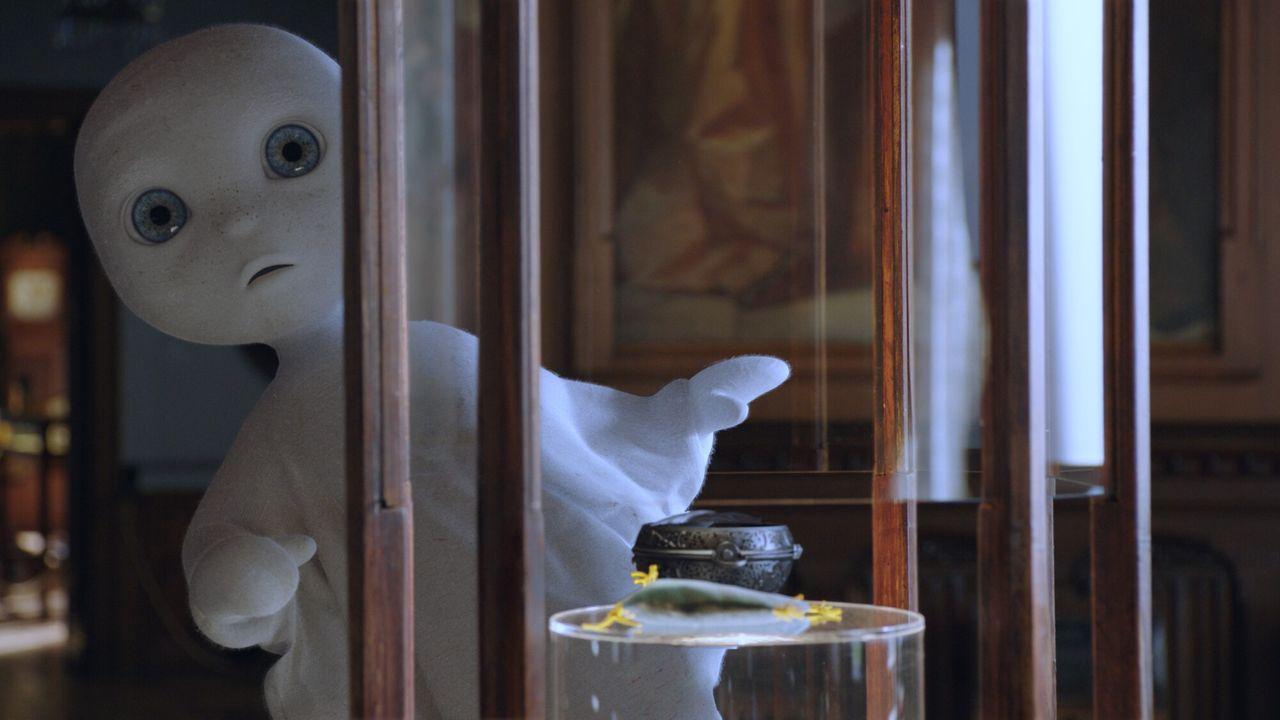 Zappbios - Het Kleine Spookje