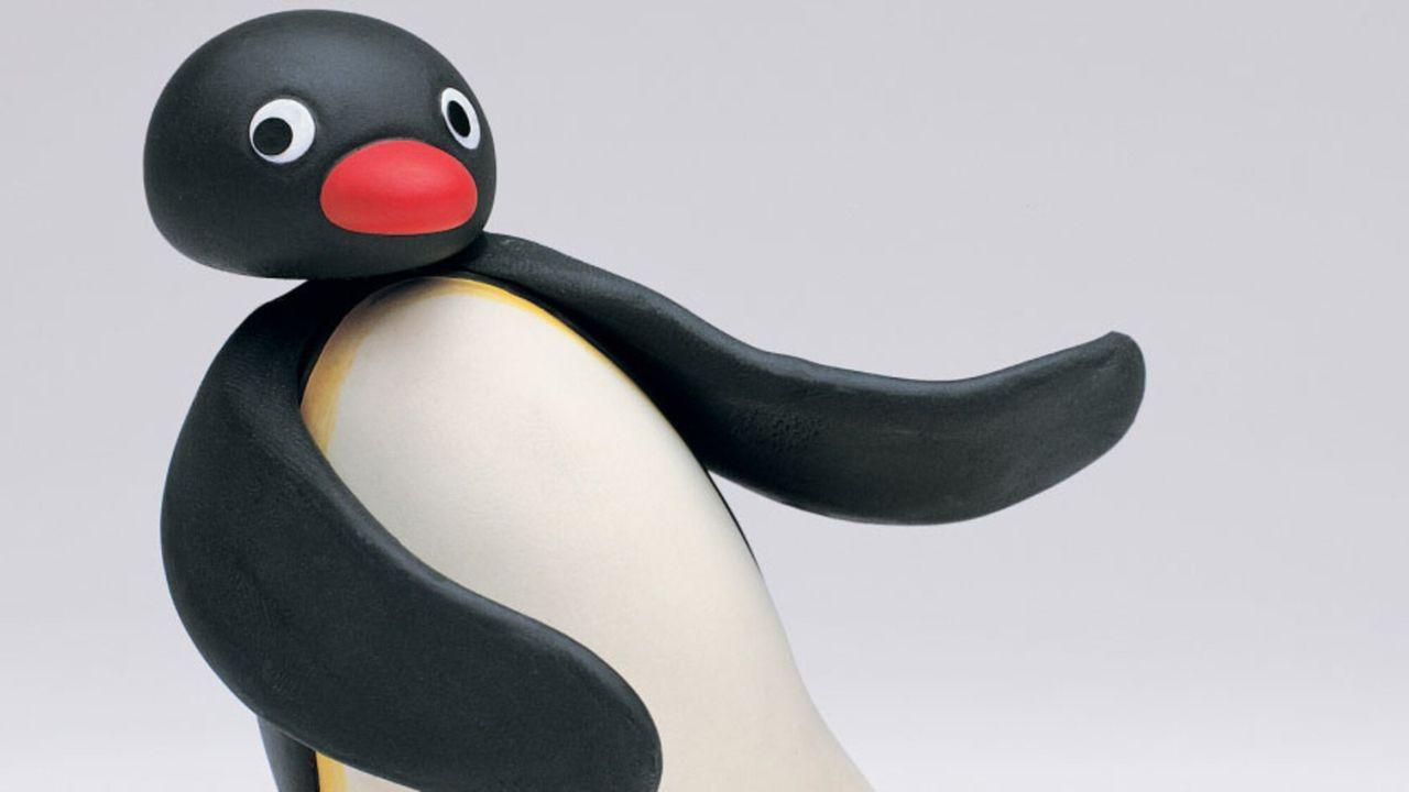 Pingu Pingu redt Kerstmis