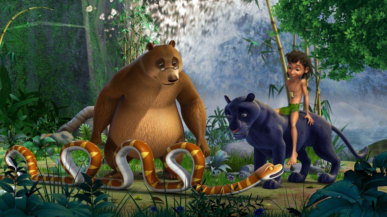 Jungle Book - De Wensboom