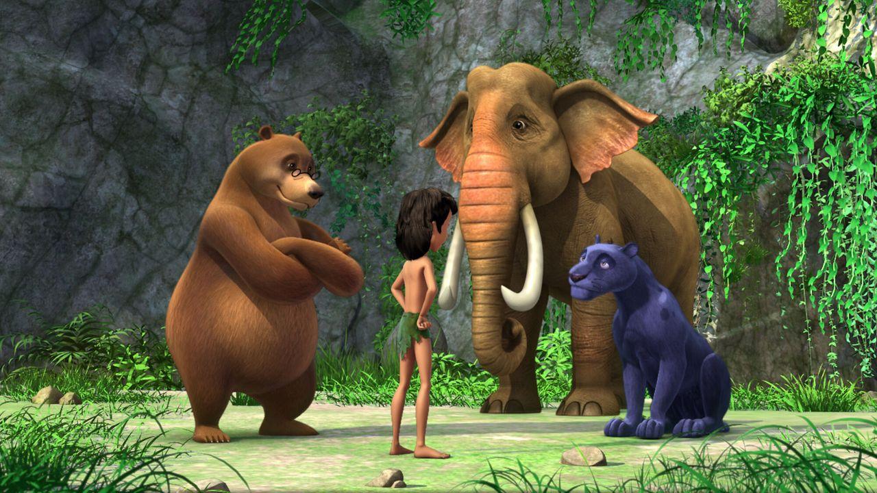 Jungle Book - Apenstreken