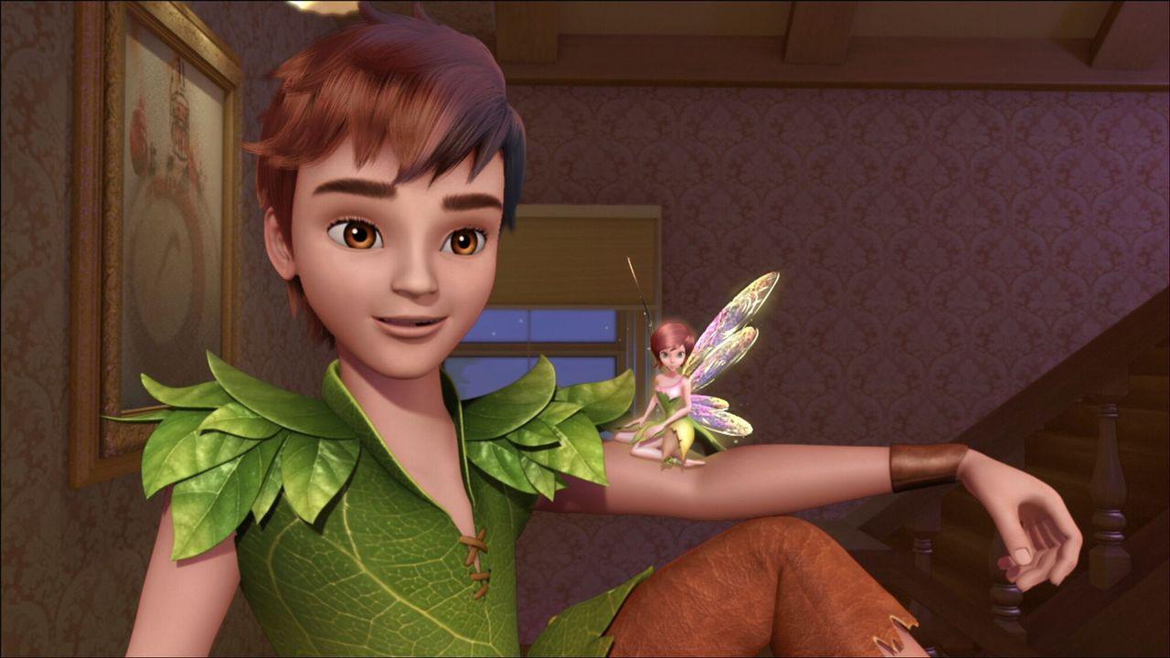 Peter Pan - Lach Eens Naar Het Vogeltje!