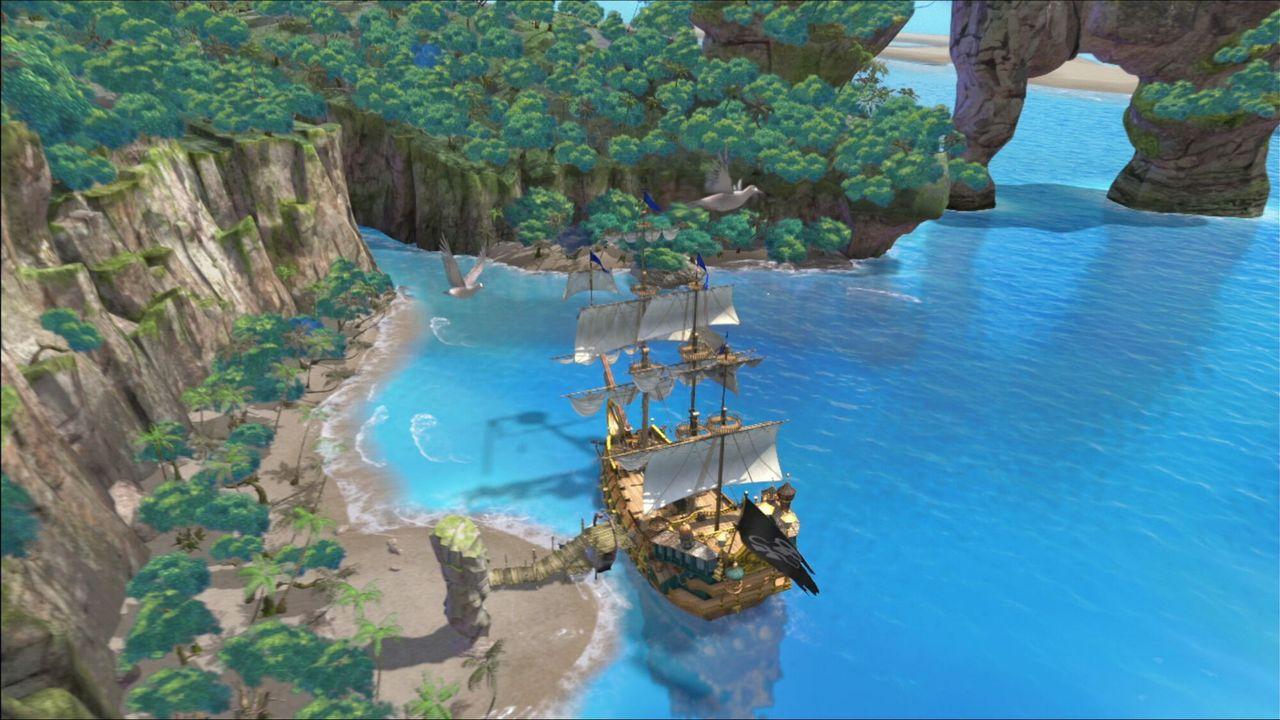 Peter Pan - De Voorspelling Van Fantasieland, Deel 2