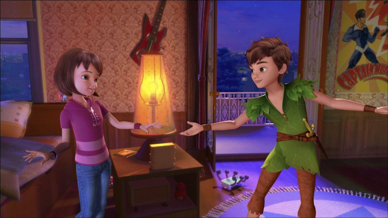 Peter Pan - Als Problemen Zich Opstapelen