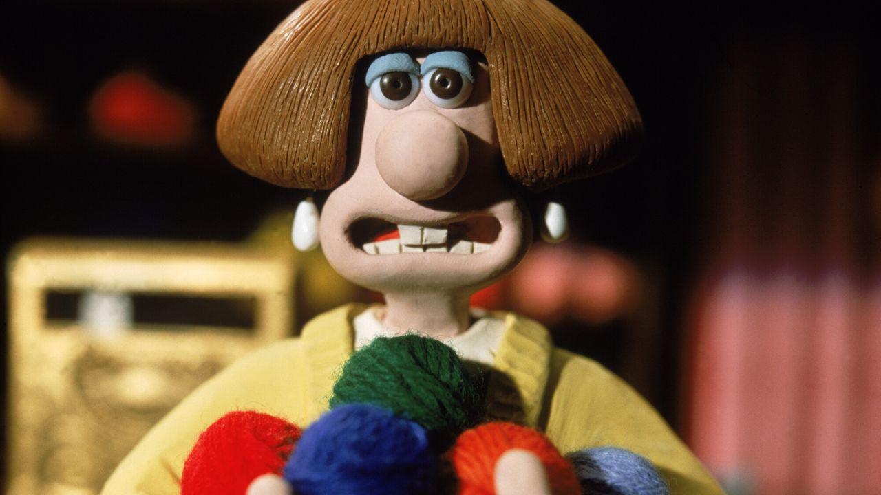 Wallace & Gromit - Wallace & Gromit Specials: Aan Een Wollen Draadje