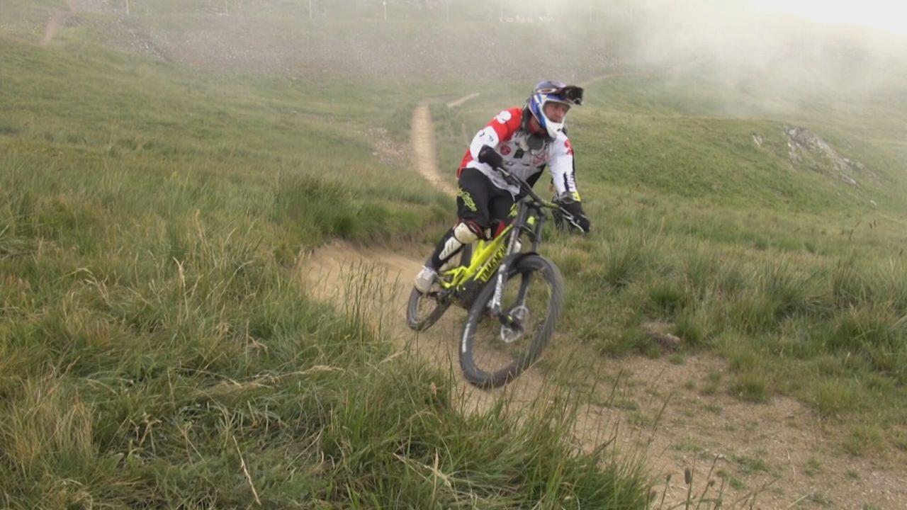 Het Klokhuis - Downhill Mountainbiken