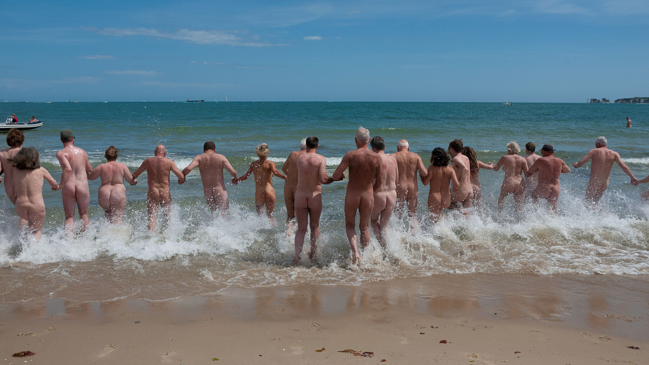 The Great British Skinny Dip