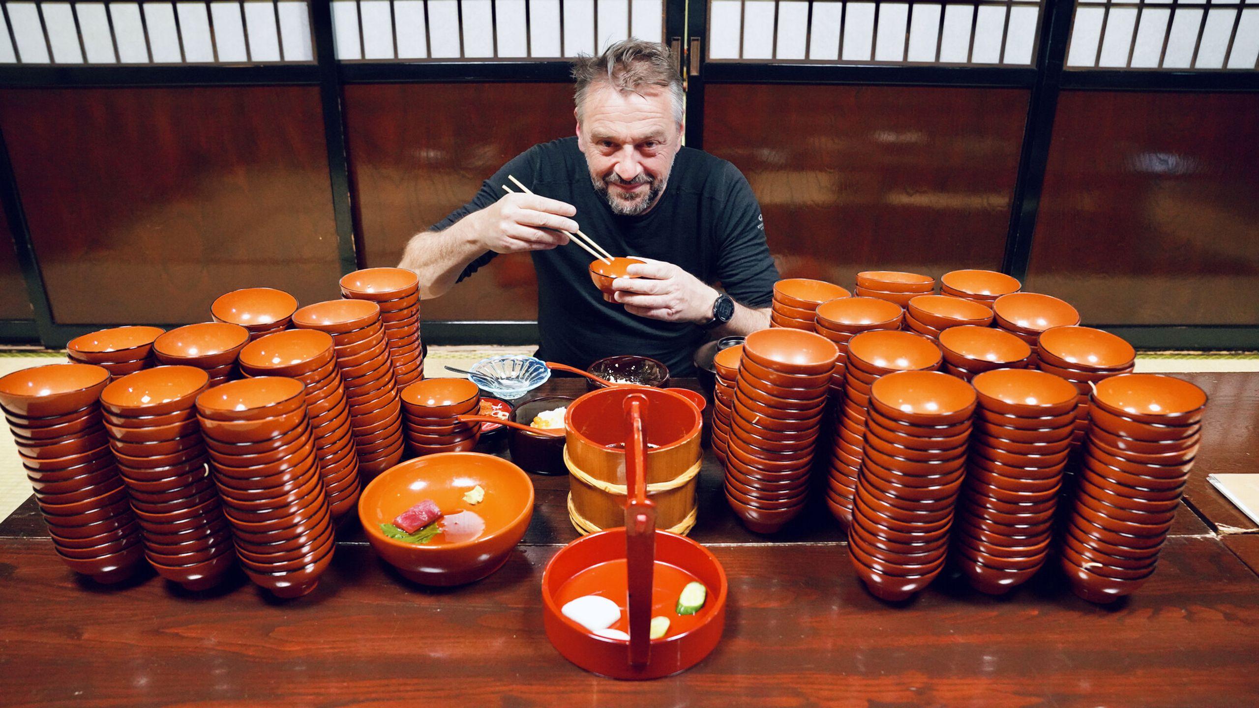 Reizen Waes Japan
