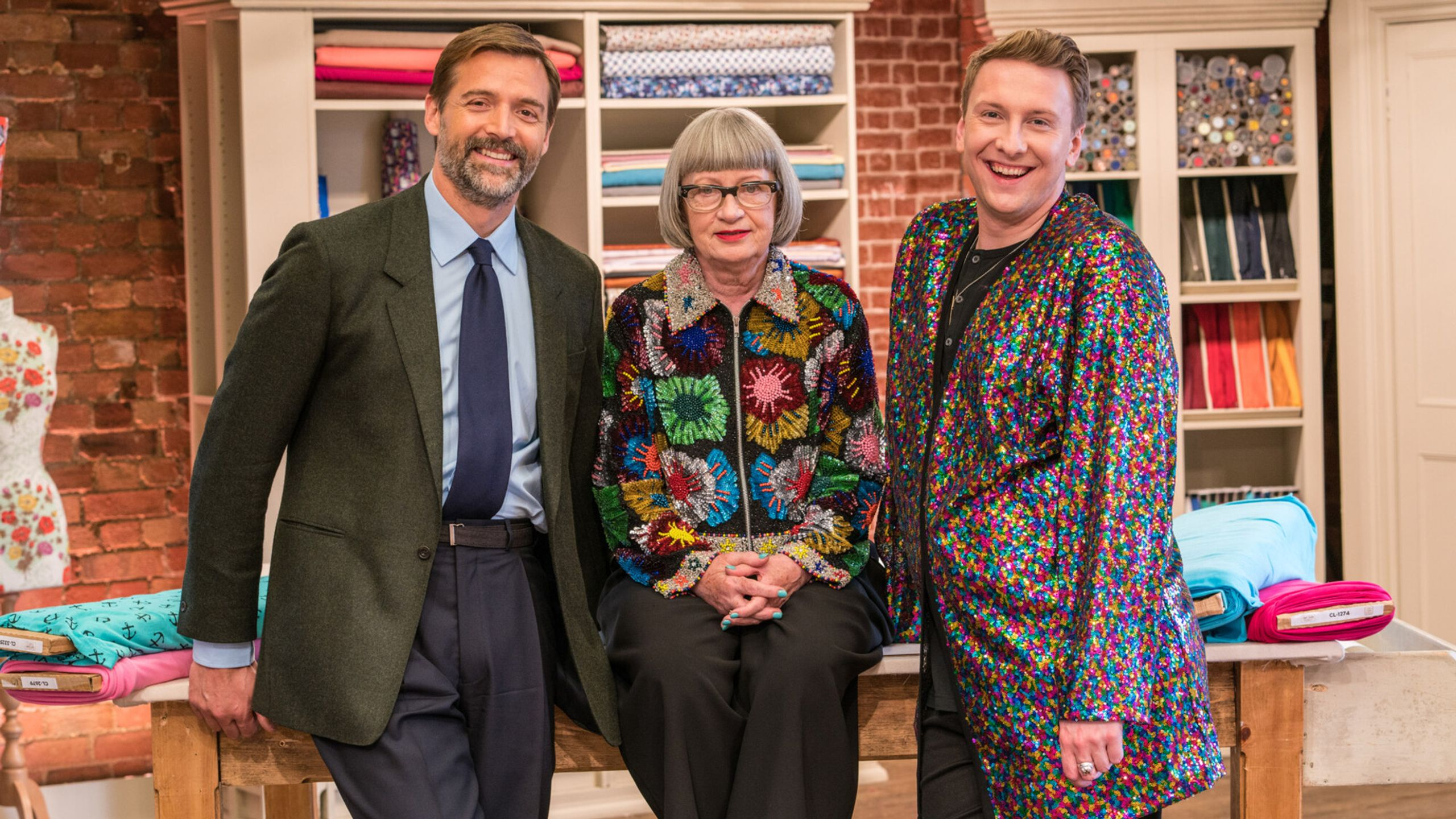 The Great British Sewing Bee Seizoen 1 Afl. 1 - Aflevering 1