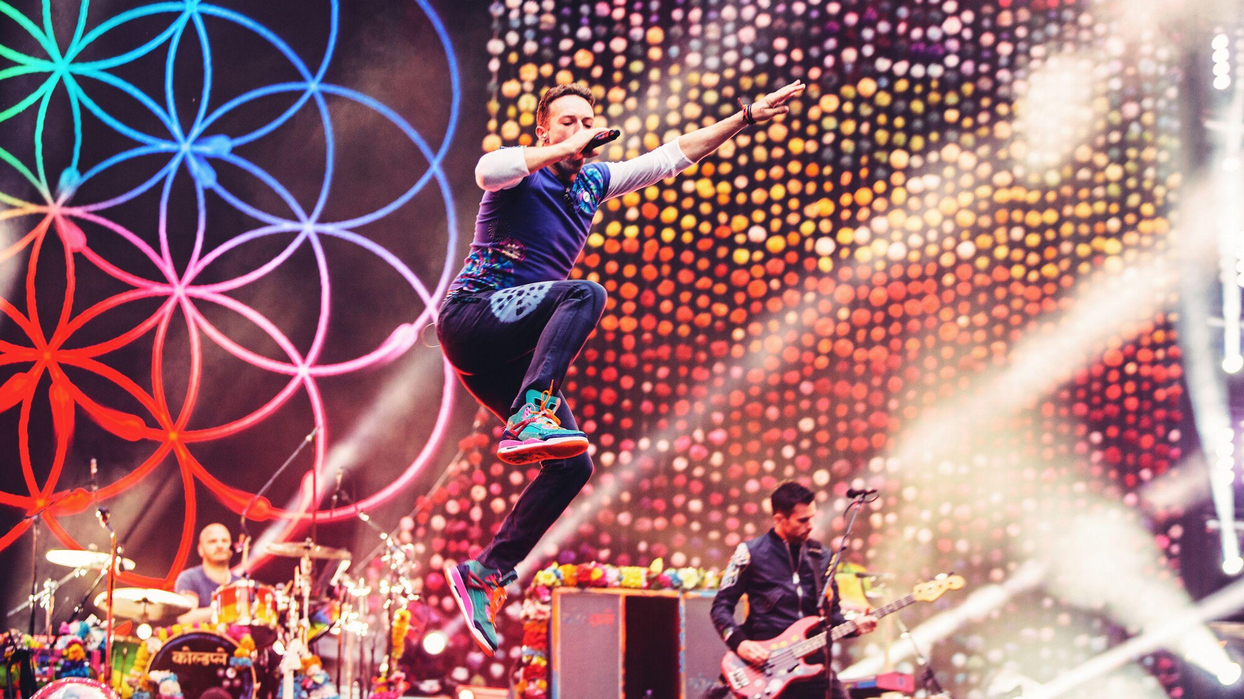 Coldplay Live in São Paulo