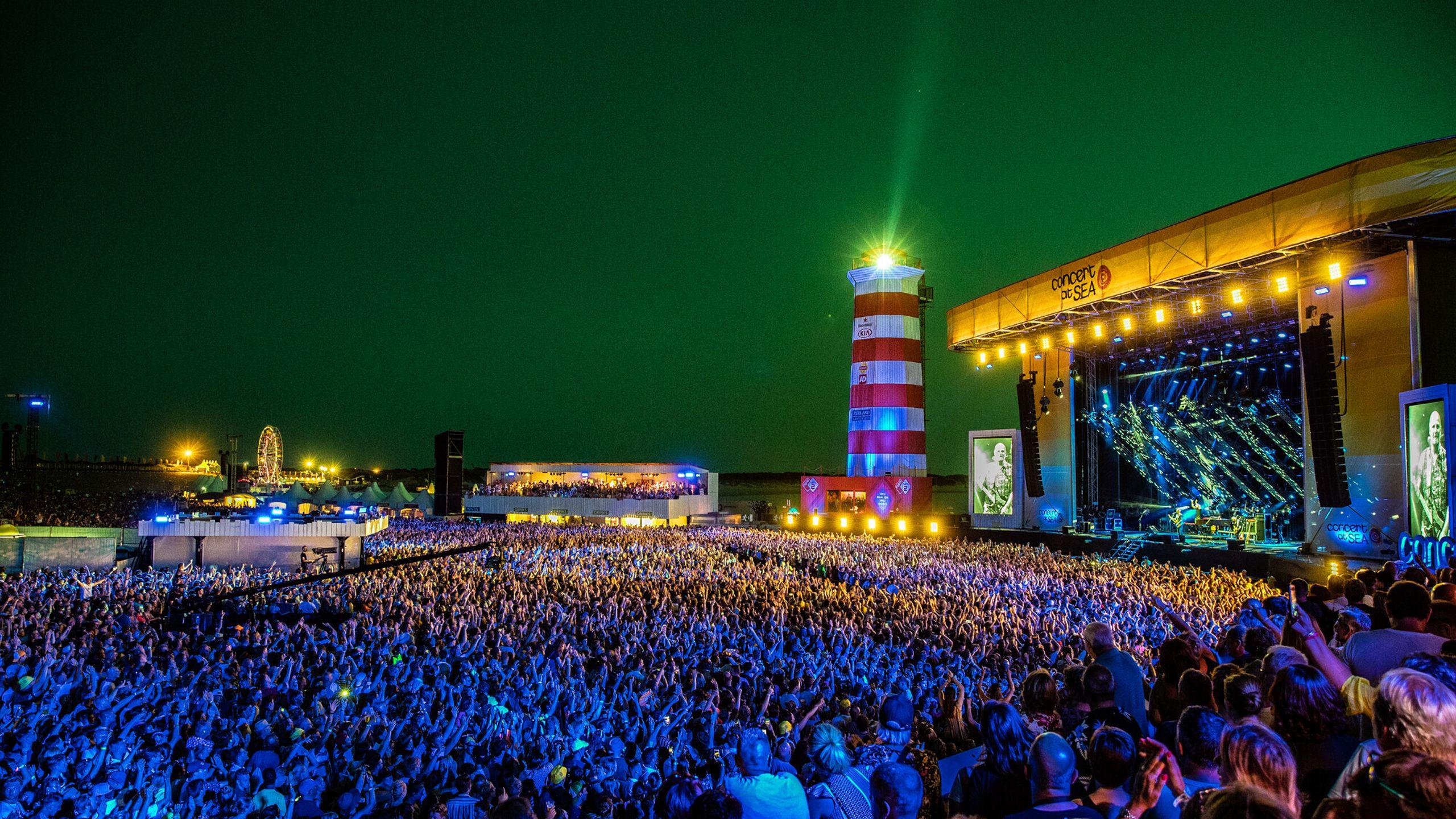Concert at Sea 15 jaar, de hoogtepunten