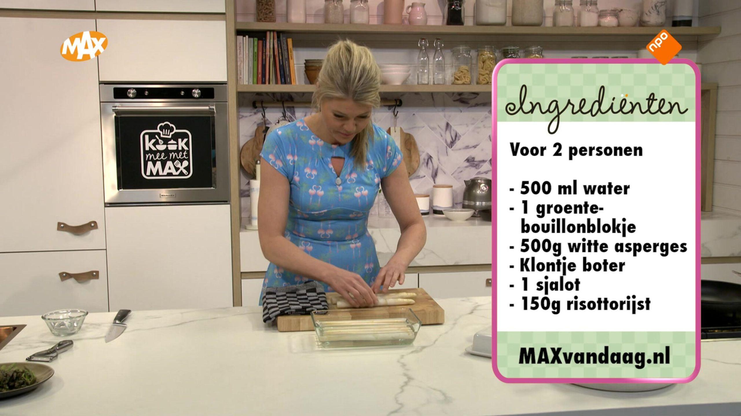 Kook mee met MAX