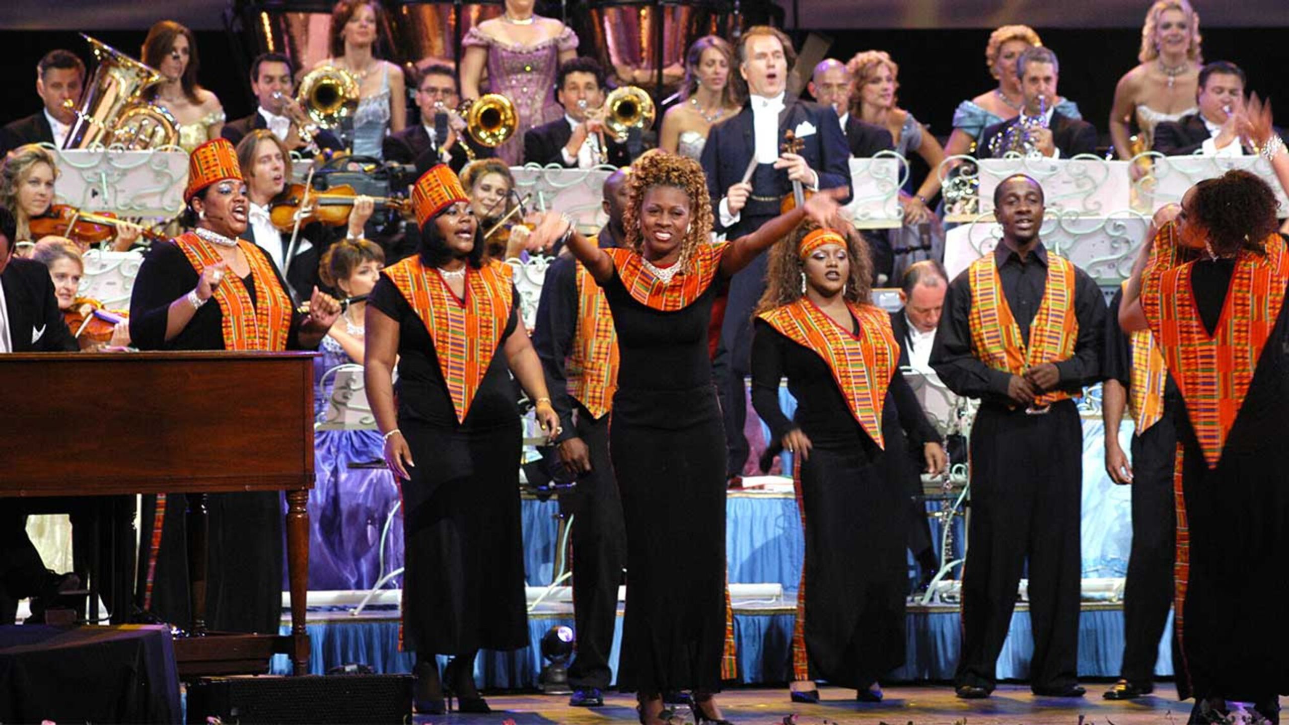 André Rieu in New York