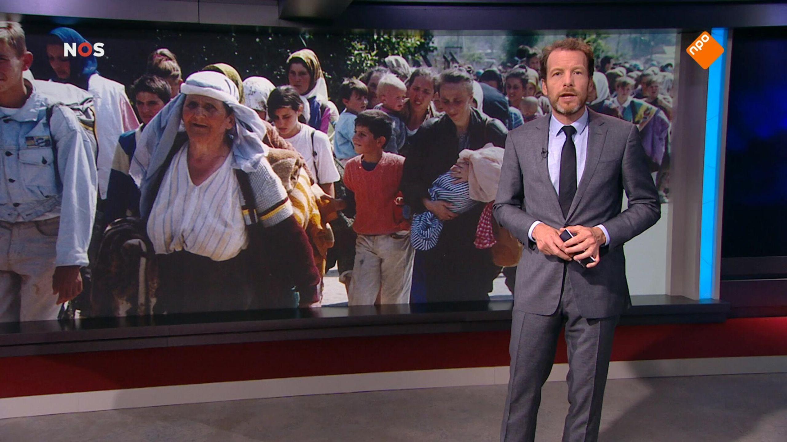 NOS Srebrenicajournaal