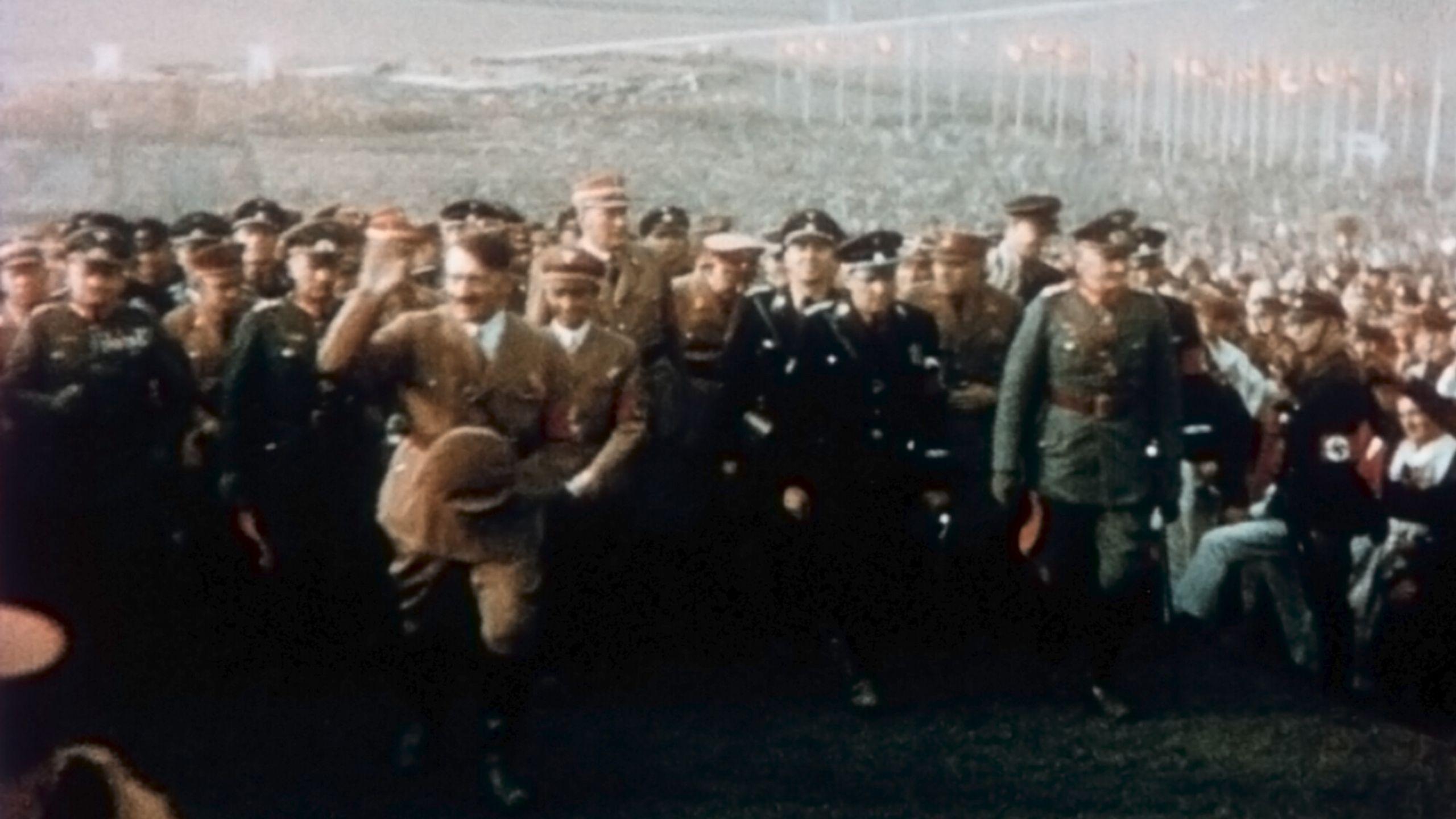 Het leven van Hitler