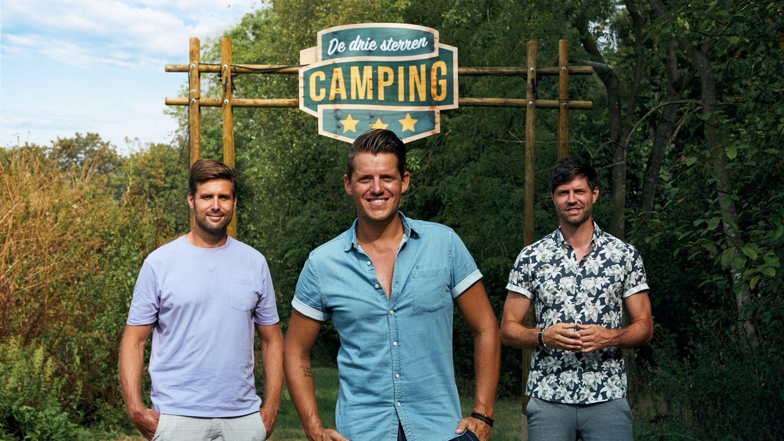 De 3 sterren camping
