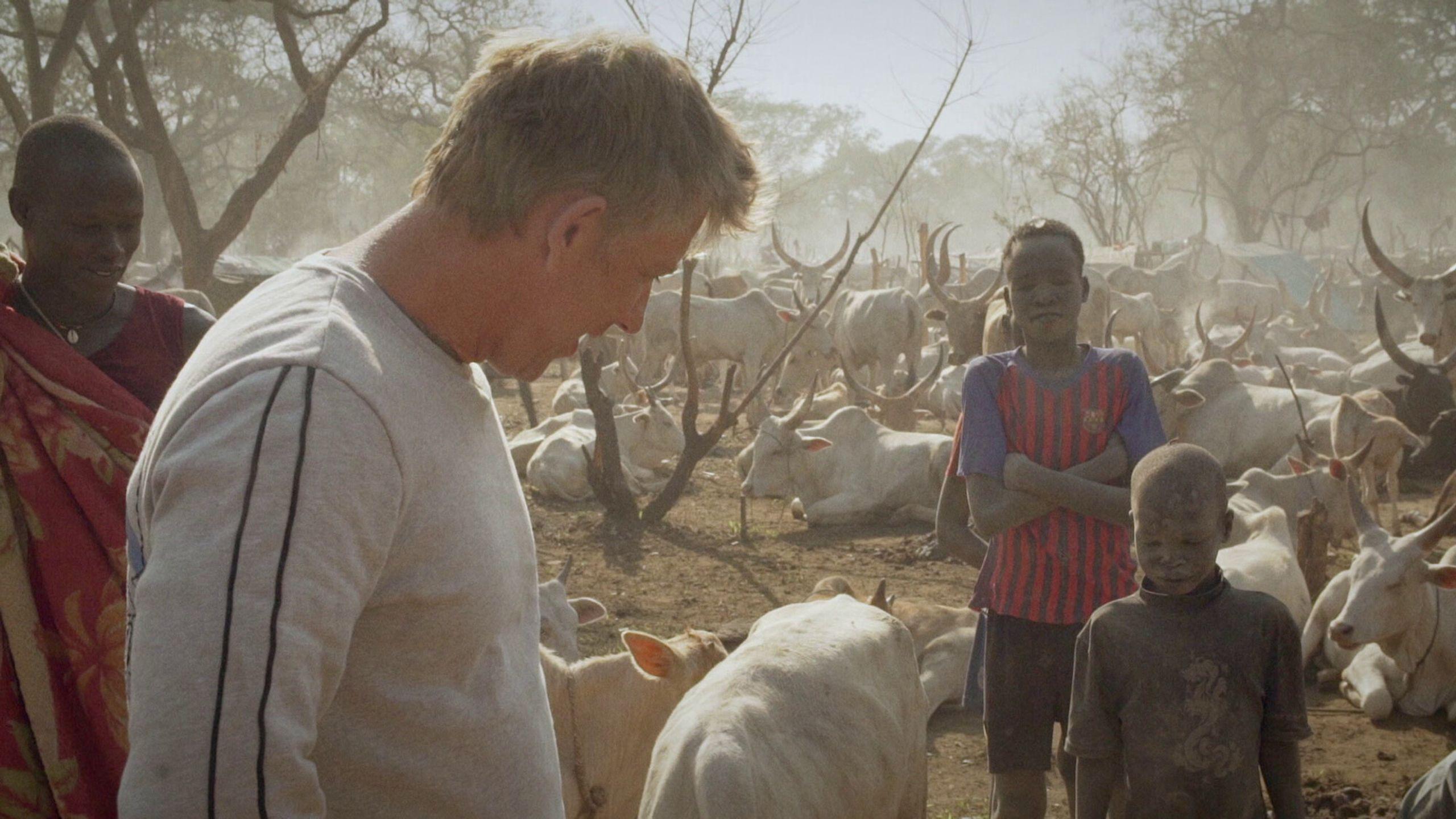 Ondersteboven van Afrika