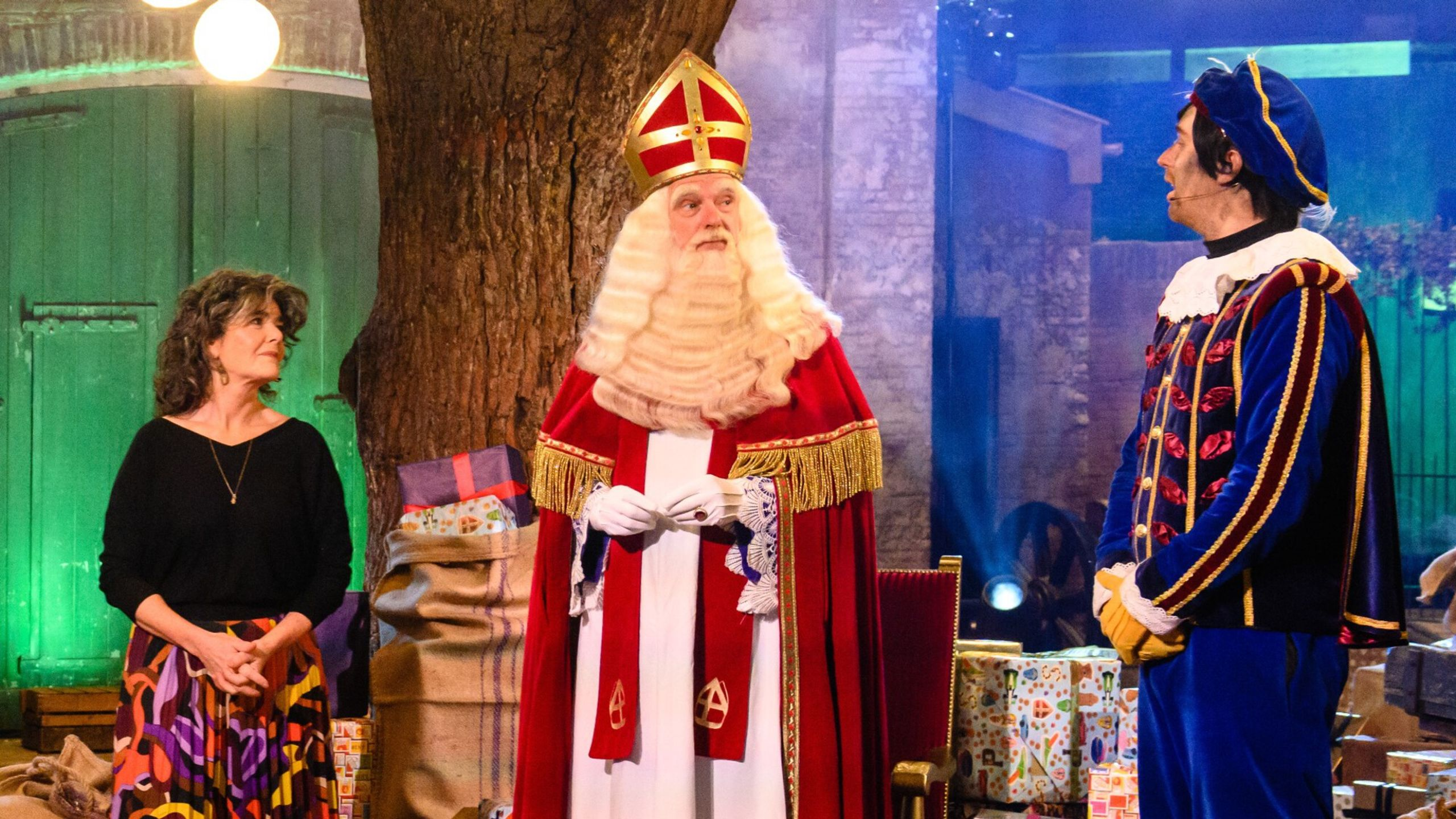 Heerlijk avondje voor Sinterklaas