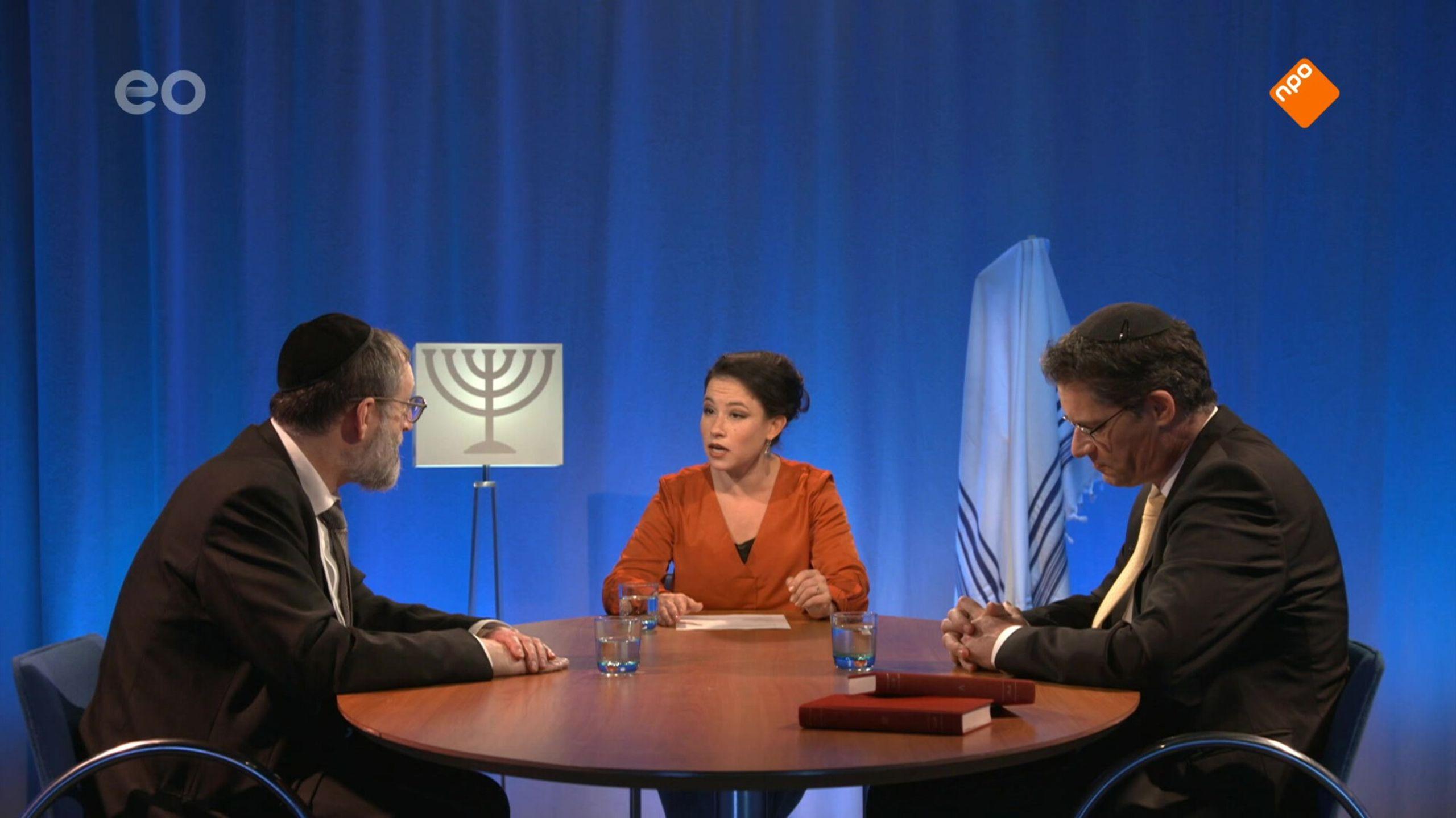 Vraag het een rabbijn