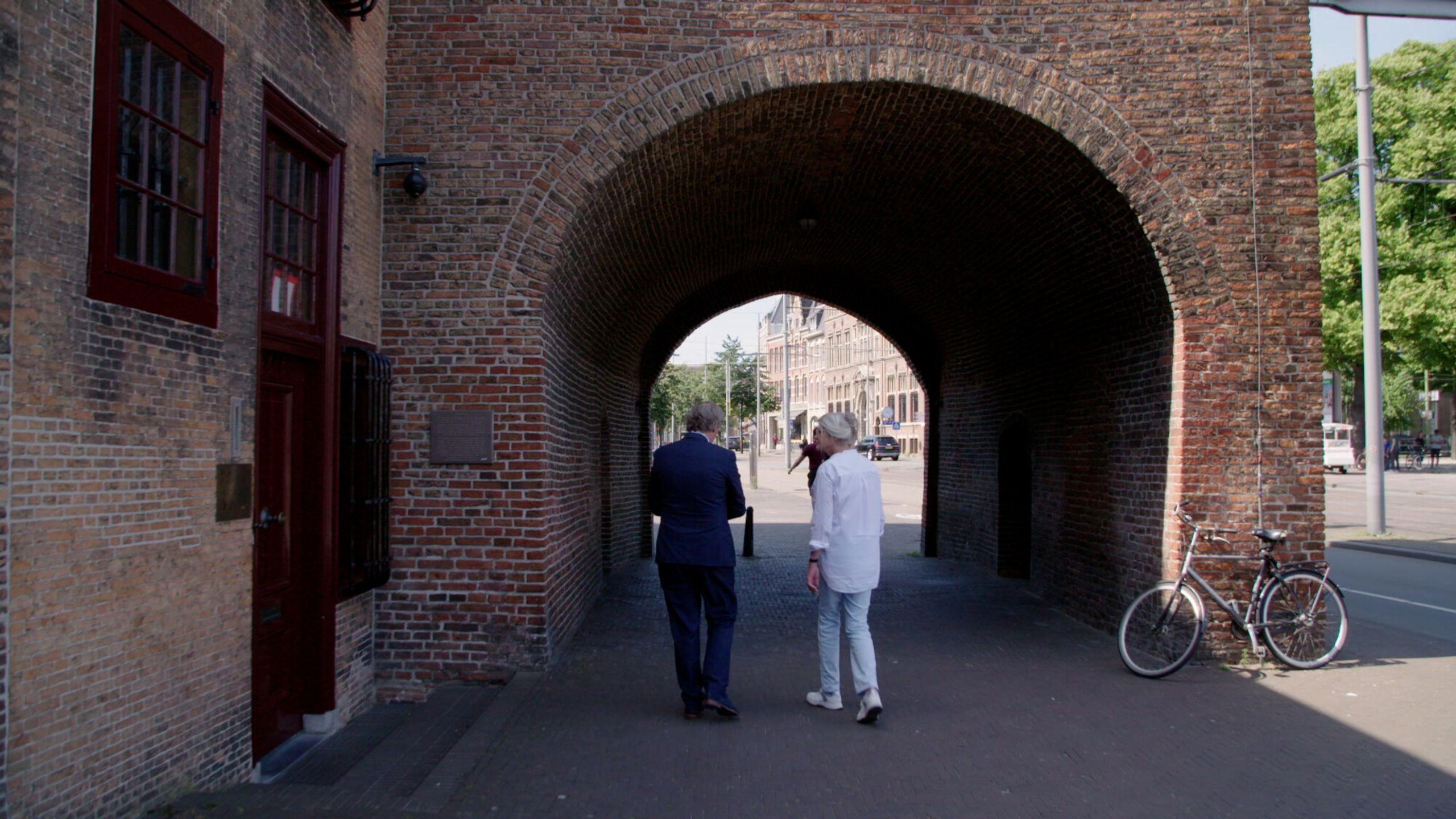 De strijd om het Binnenhof