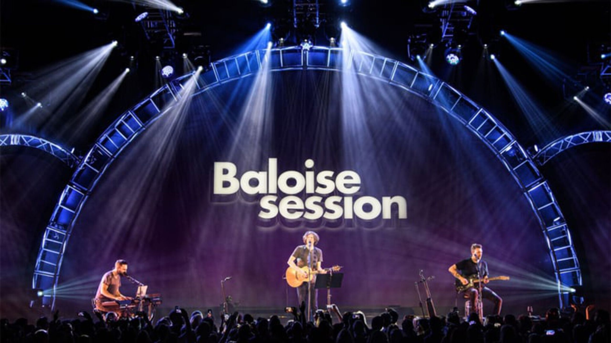 Snow Patrol Plays Baloise Session 2019