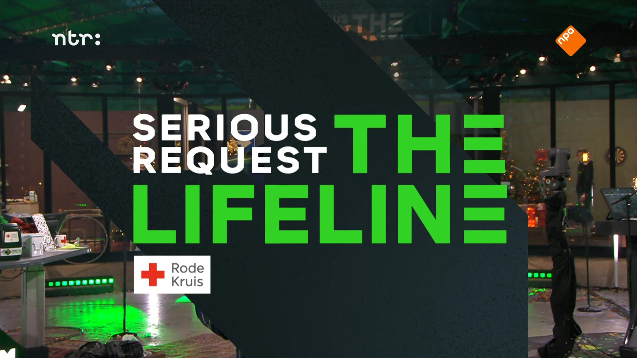 3FM Serious Request The Lifeline