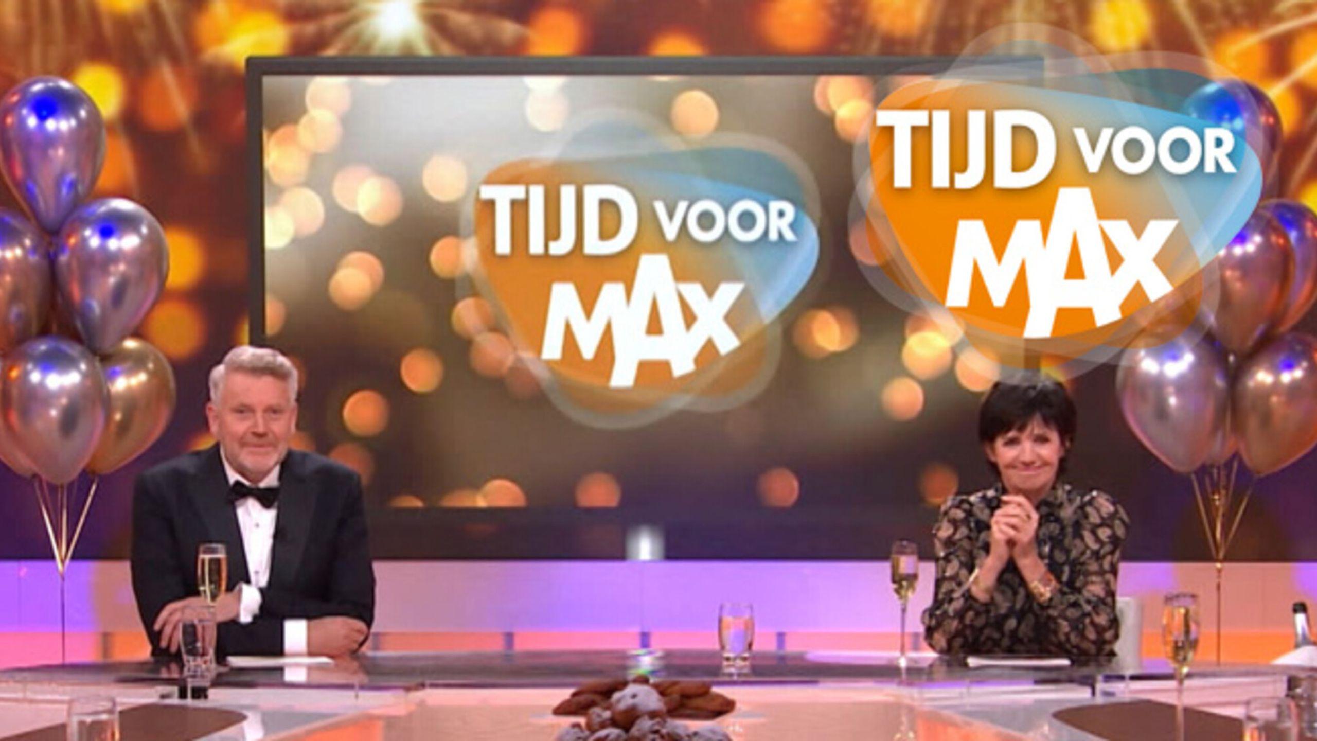 Tijd voor MAX Oudejaarsshow