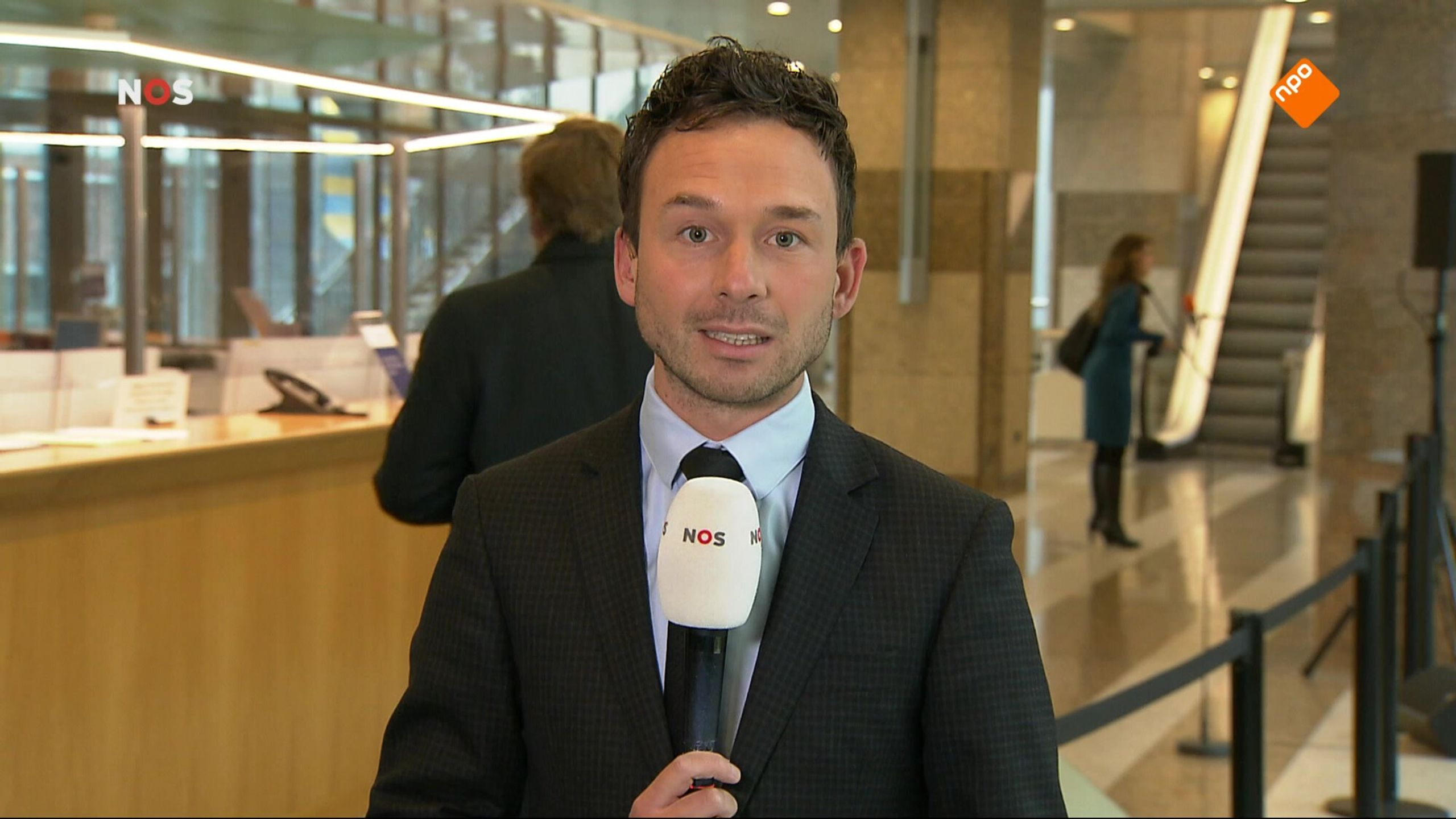 NOS Kamerdebat rellen in Nederland