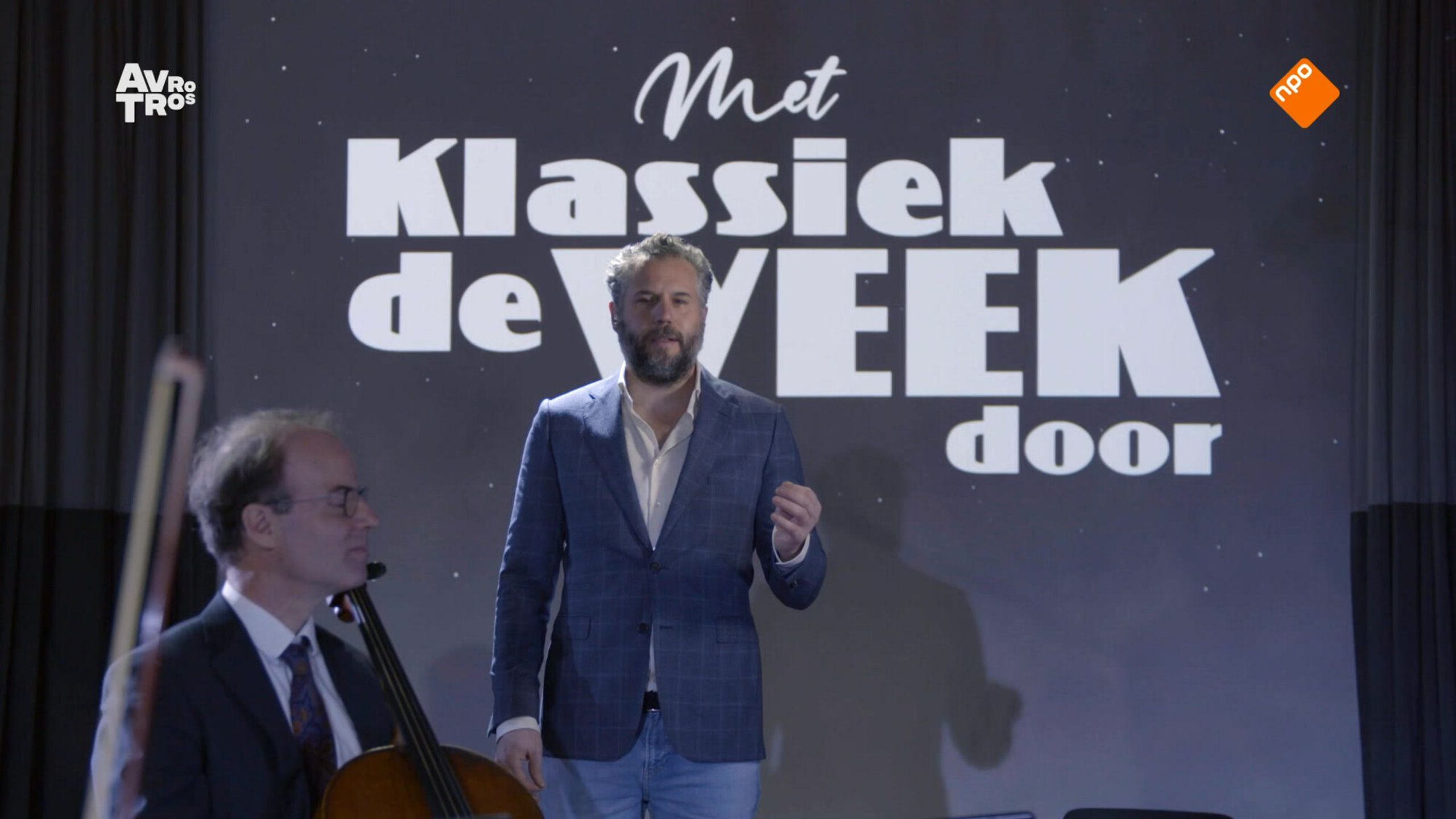 Met klassiek de week door