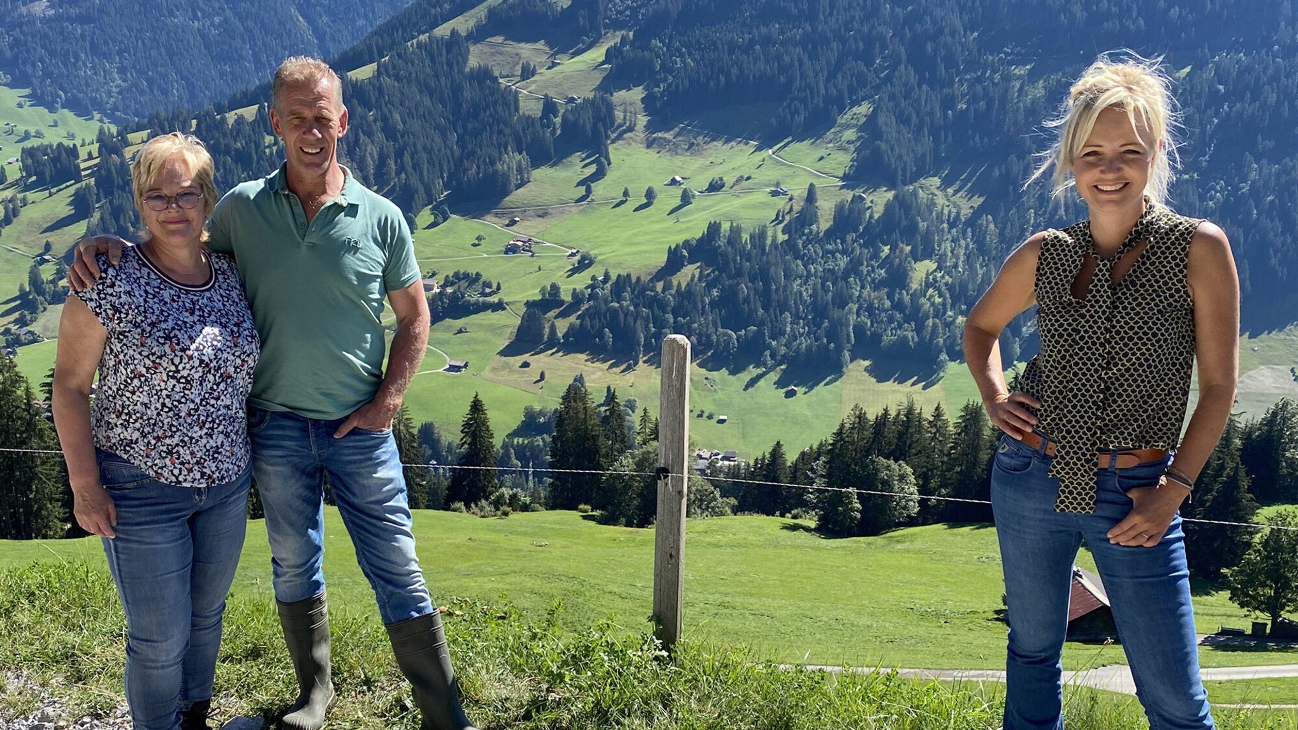 Onze boerderij in Europa