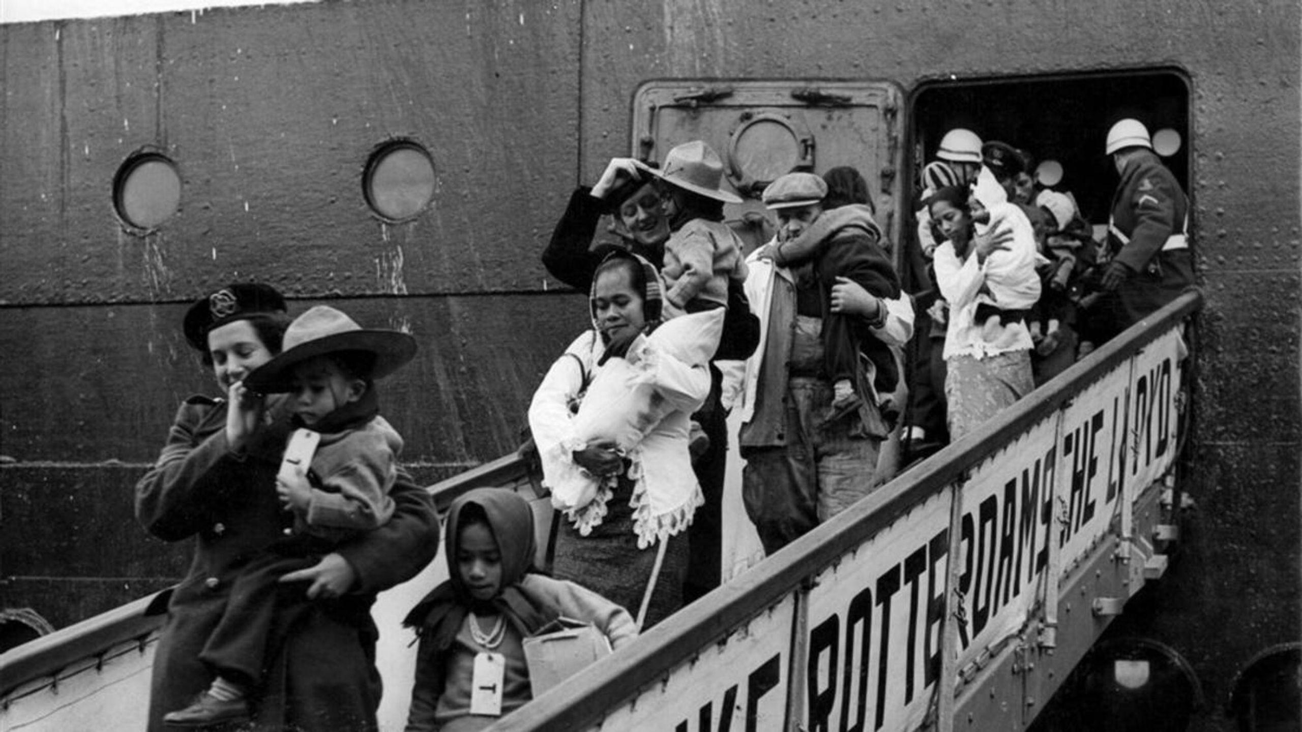 NOS 70 jaar Molukkers in Nederland