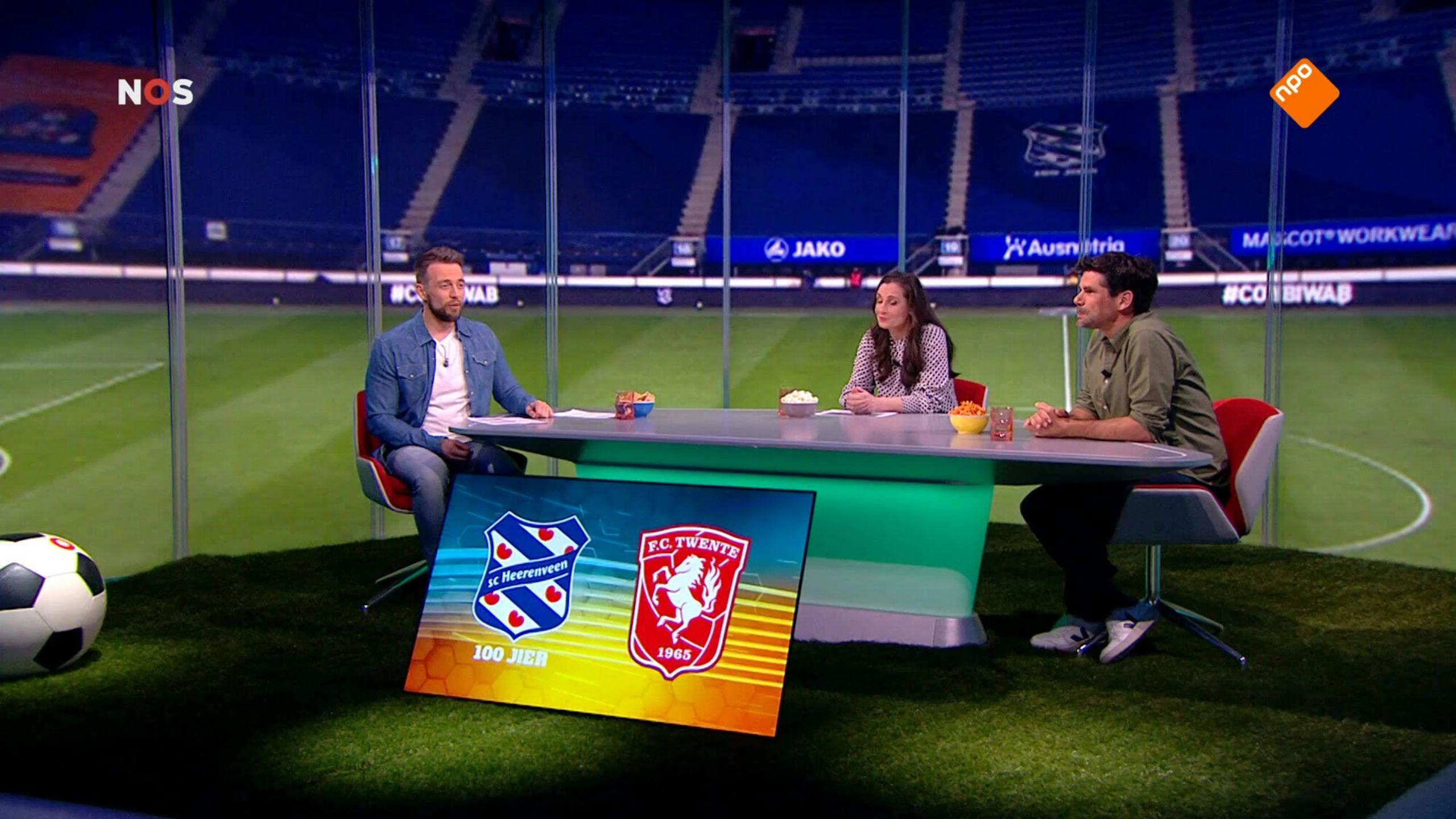 NOS Studio Sport Eredivisie