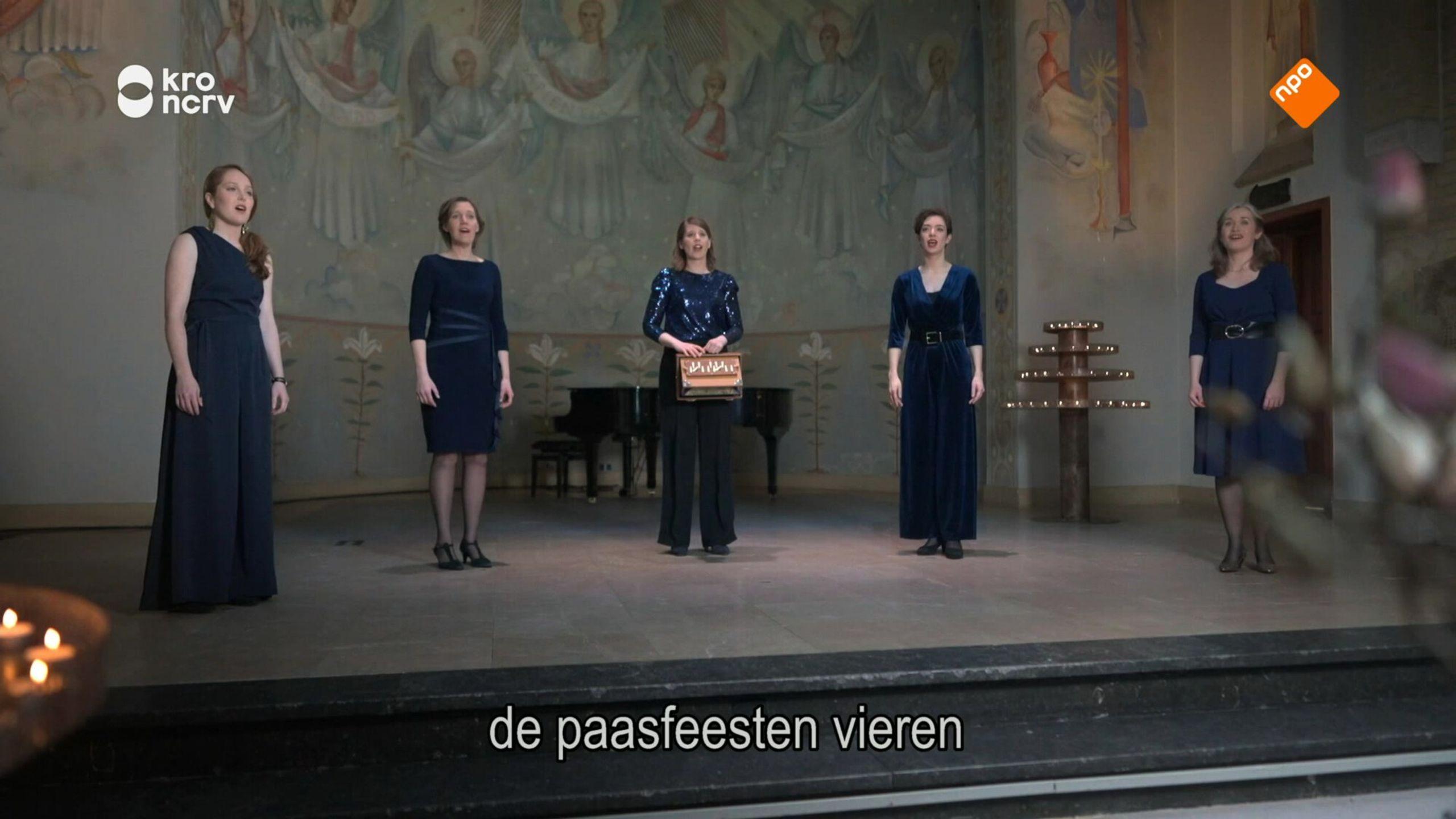 Zalig Pasen...met Wishful Singing