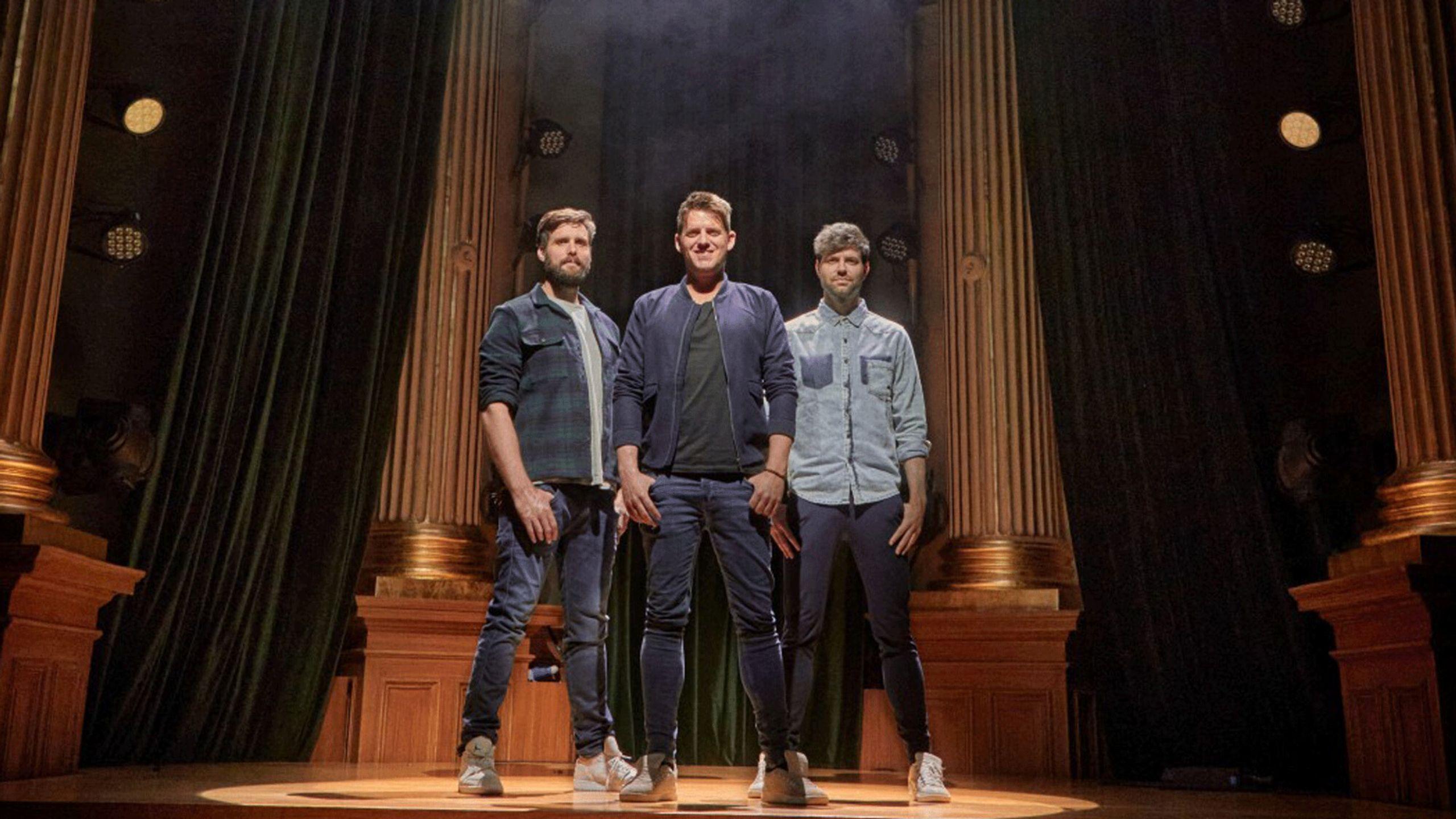 Nick, Simon & Kees