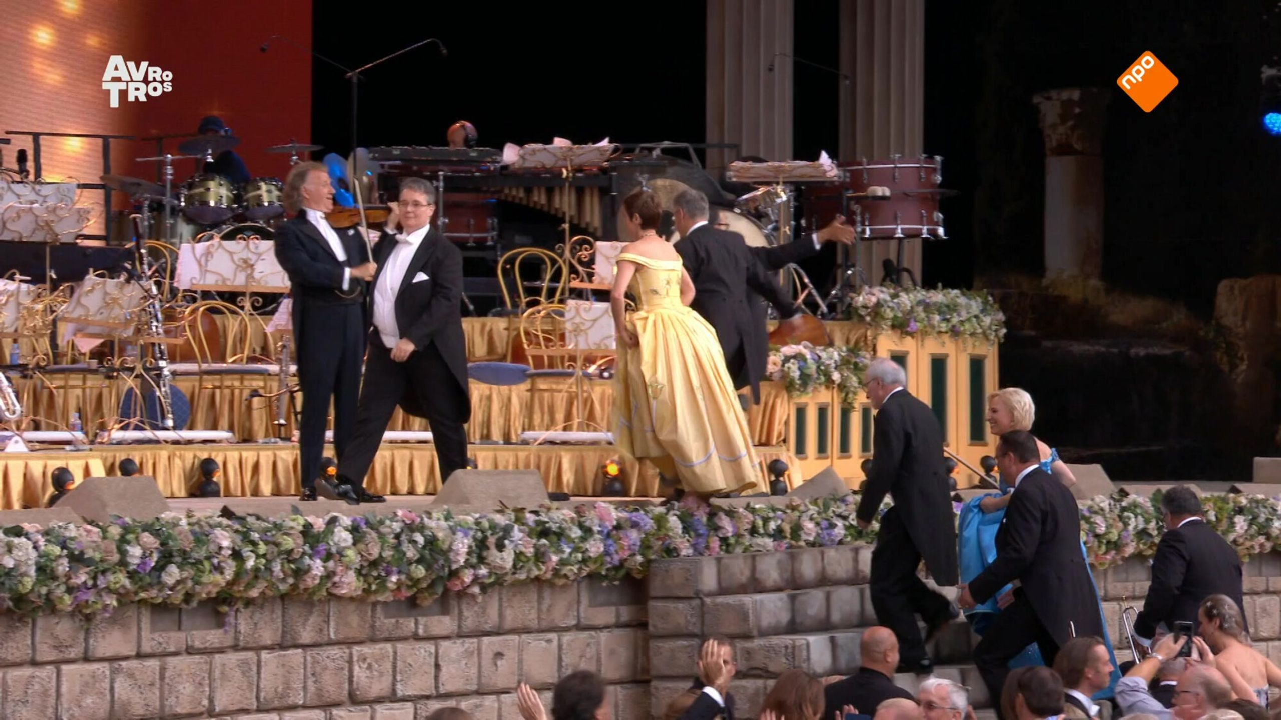 André Rieu, there's a new tomorrow