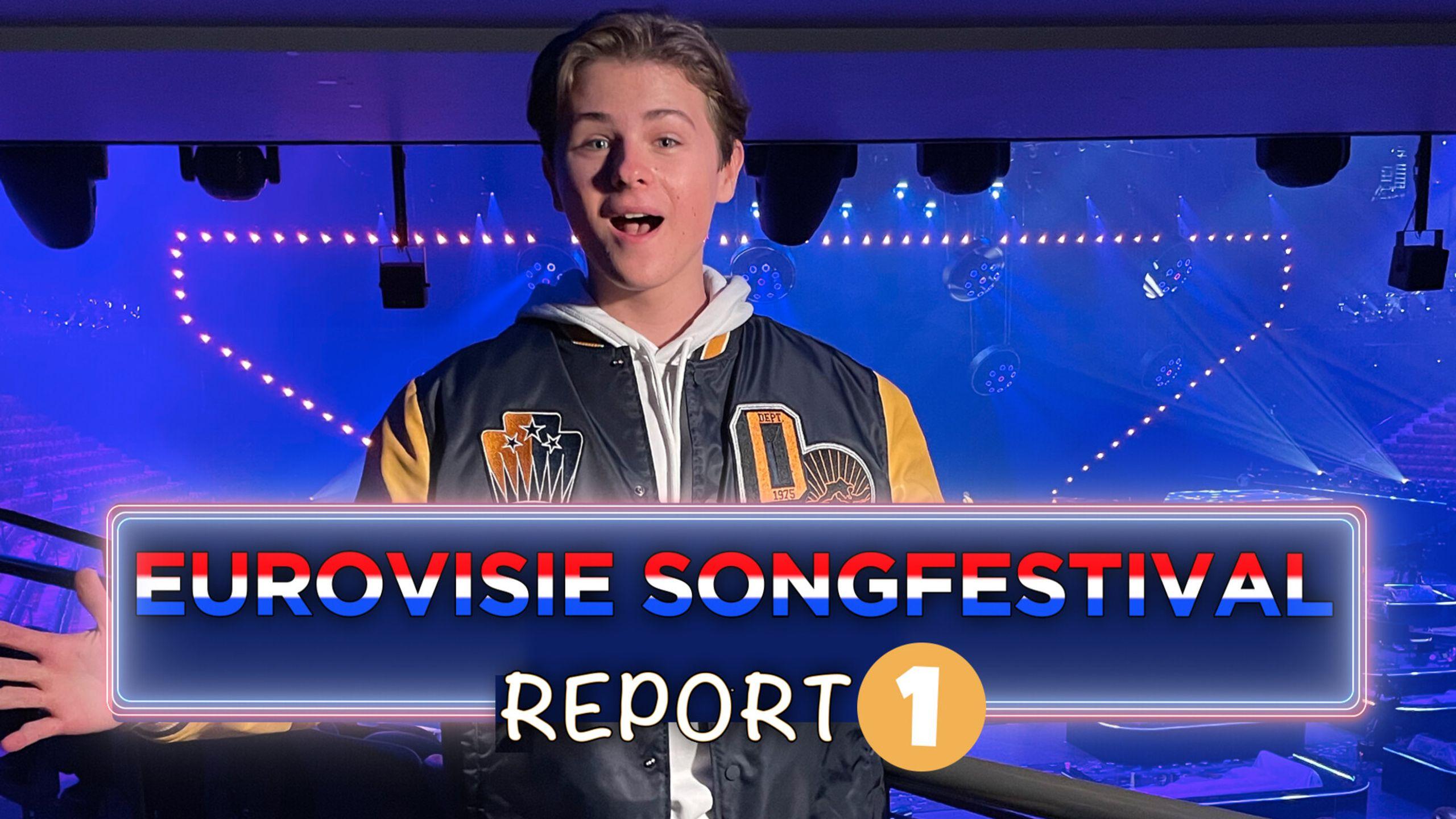 Zapp Eurovisie Songfestival Reports