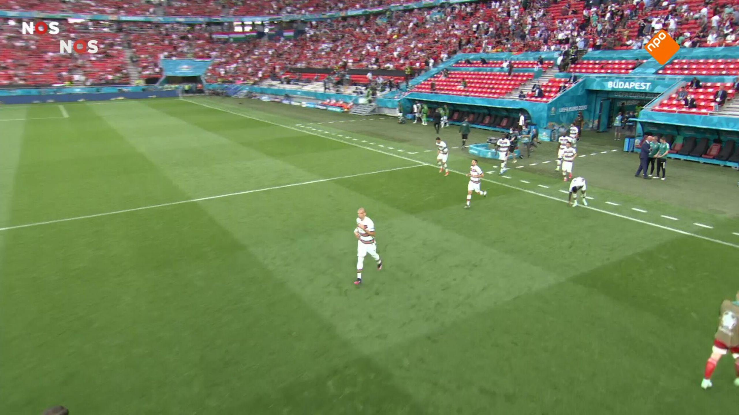 NOS EK Voetbal Hongarije