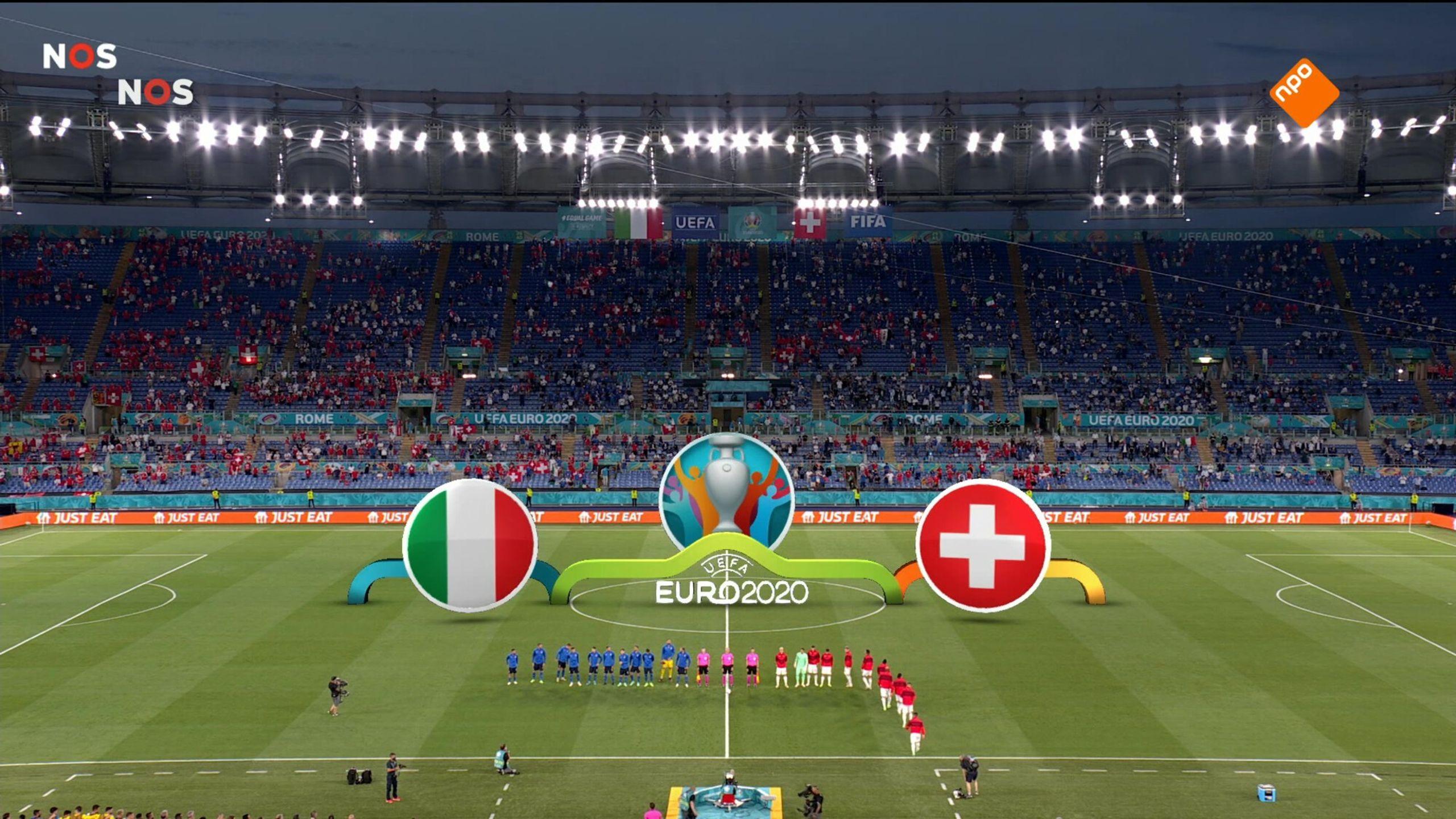 NOS EK Voetbal Italië