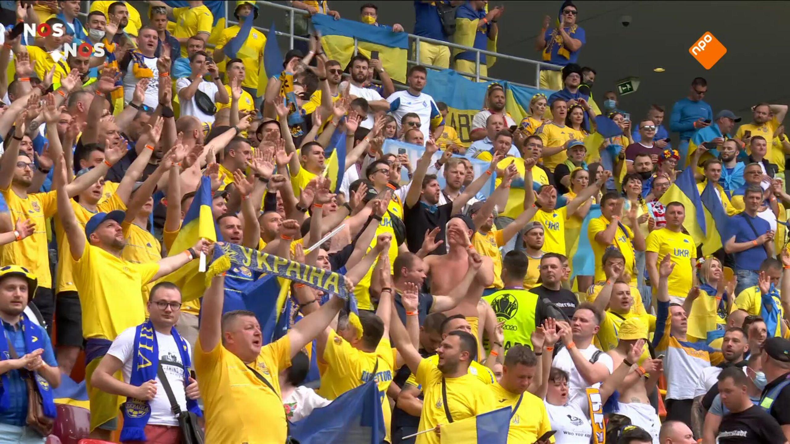NOS EK Voetbal Oekraïne