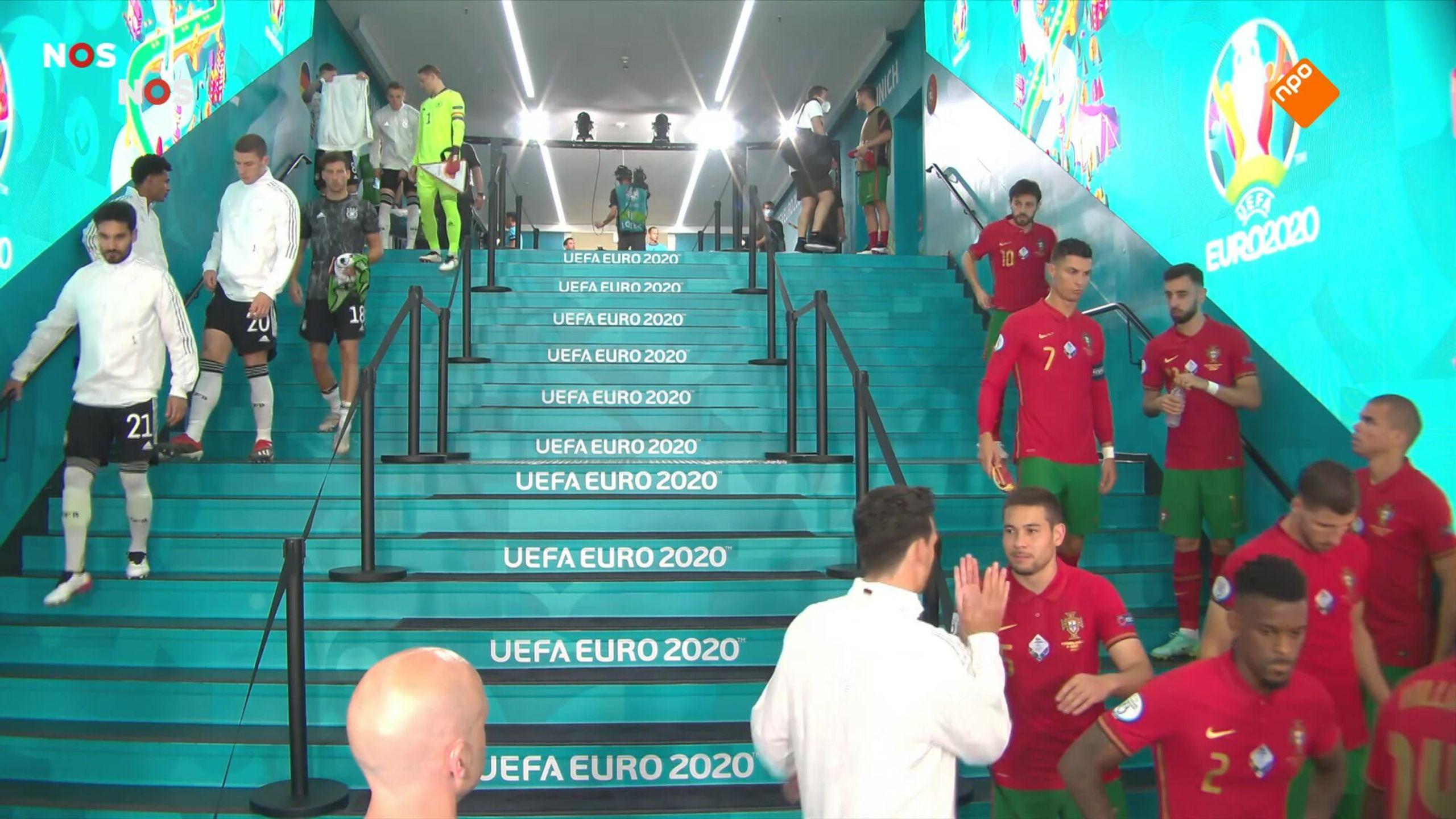 NOS EK Voetbal Portugal