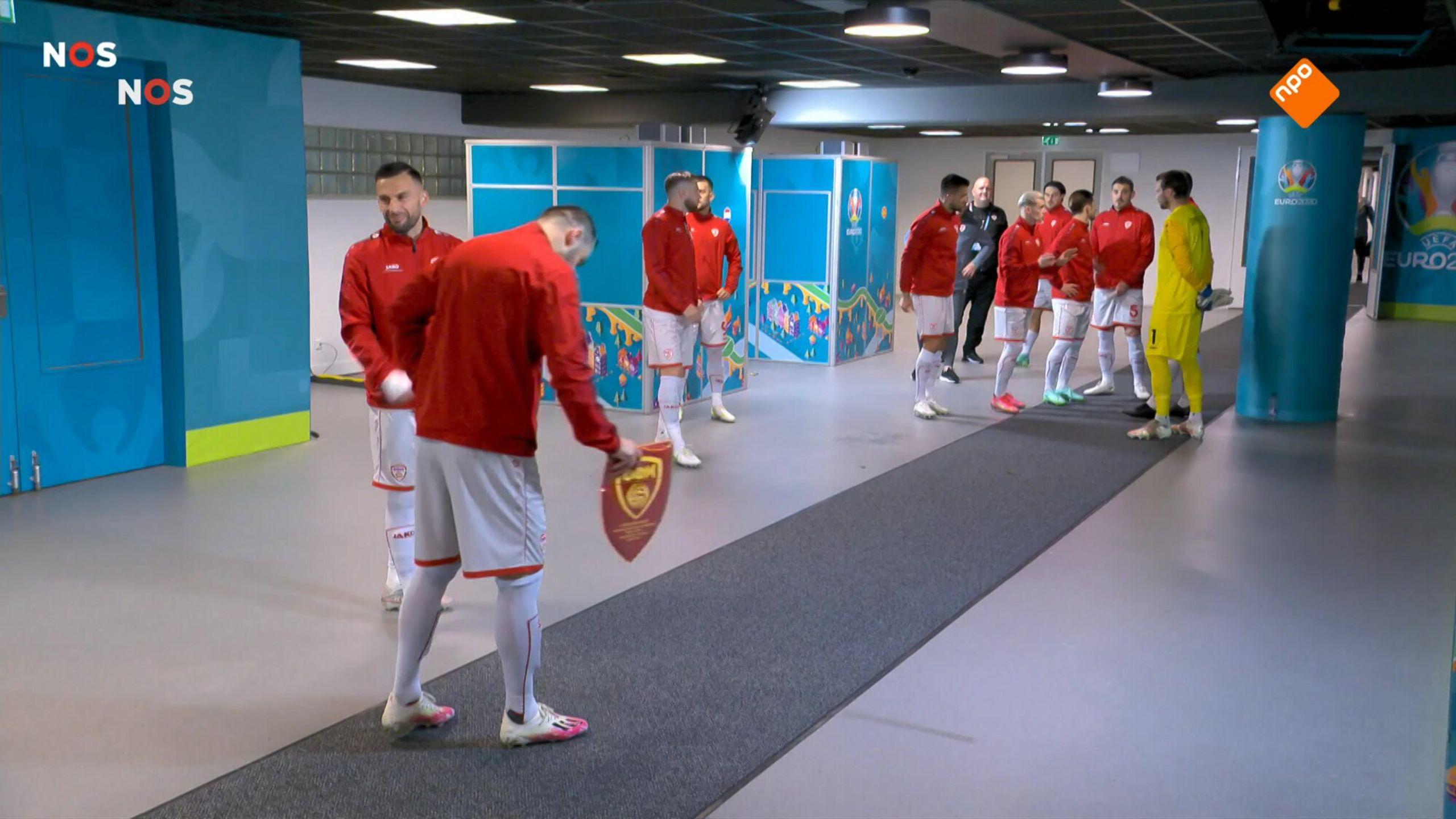 NOS EK Voetbal Noord-Macedonië