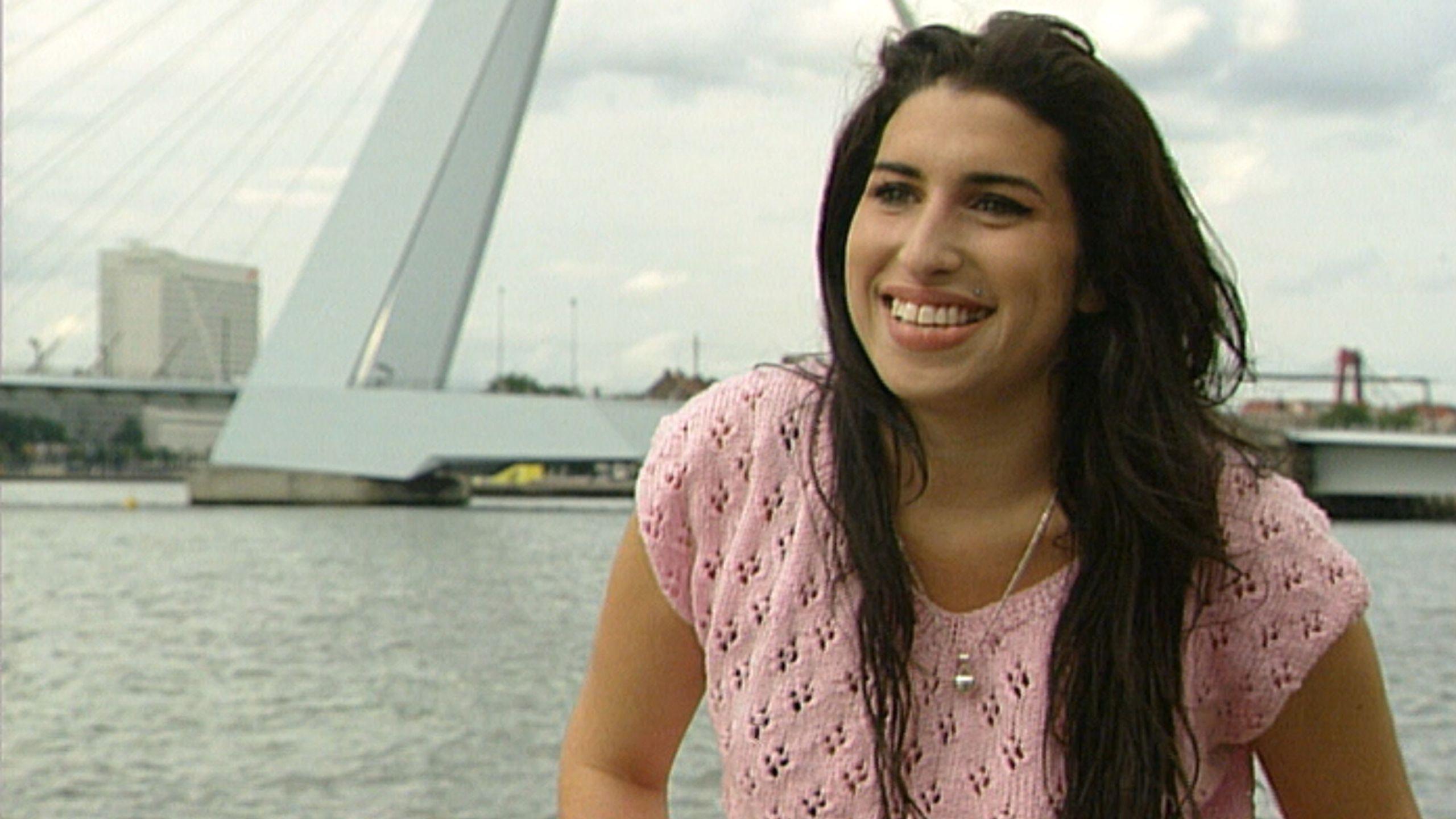 Amy Winehouse in Nederland