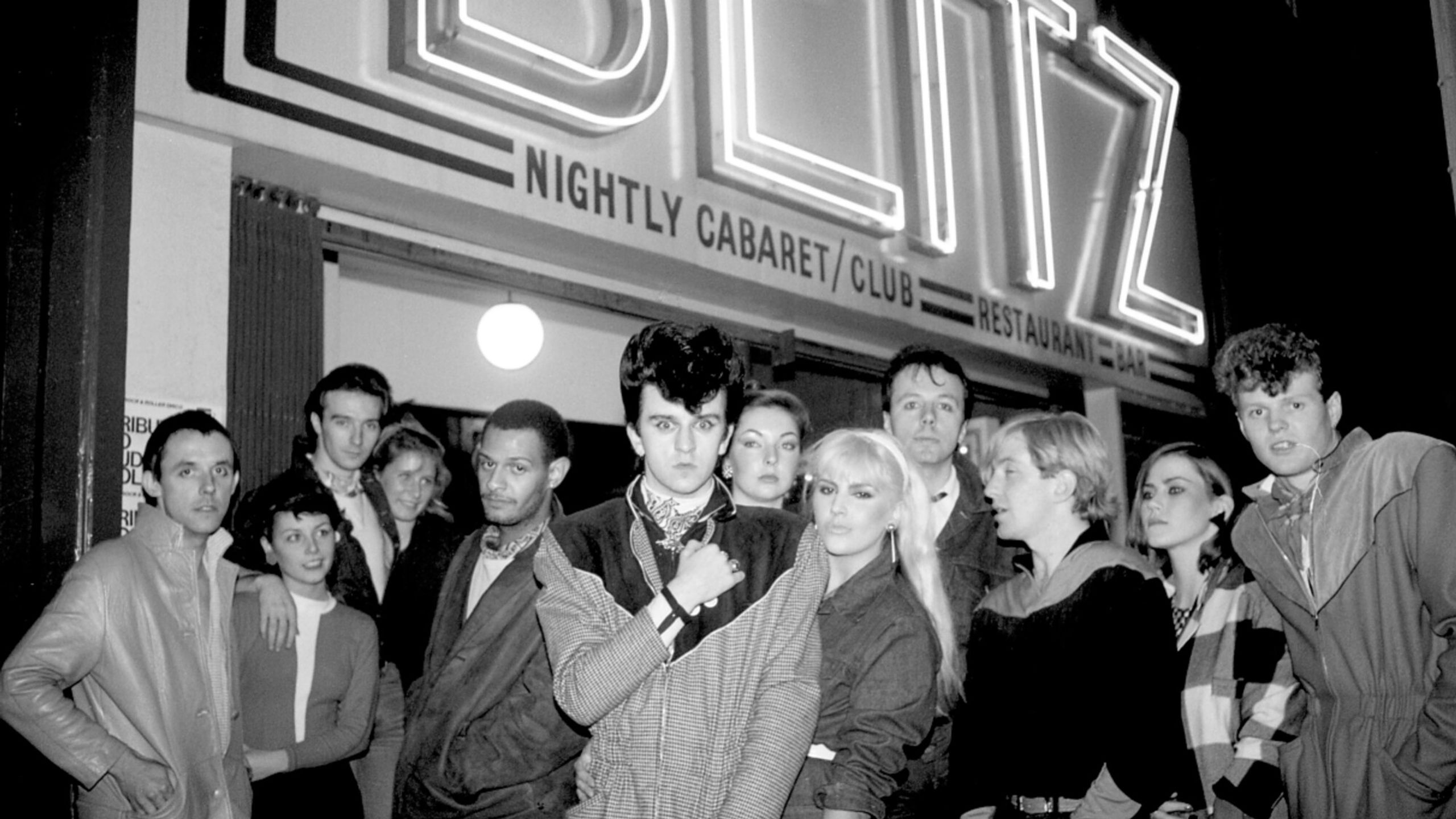 Club Blitz en de stijliconen van de 80's