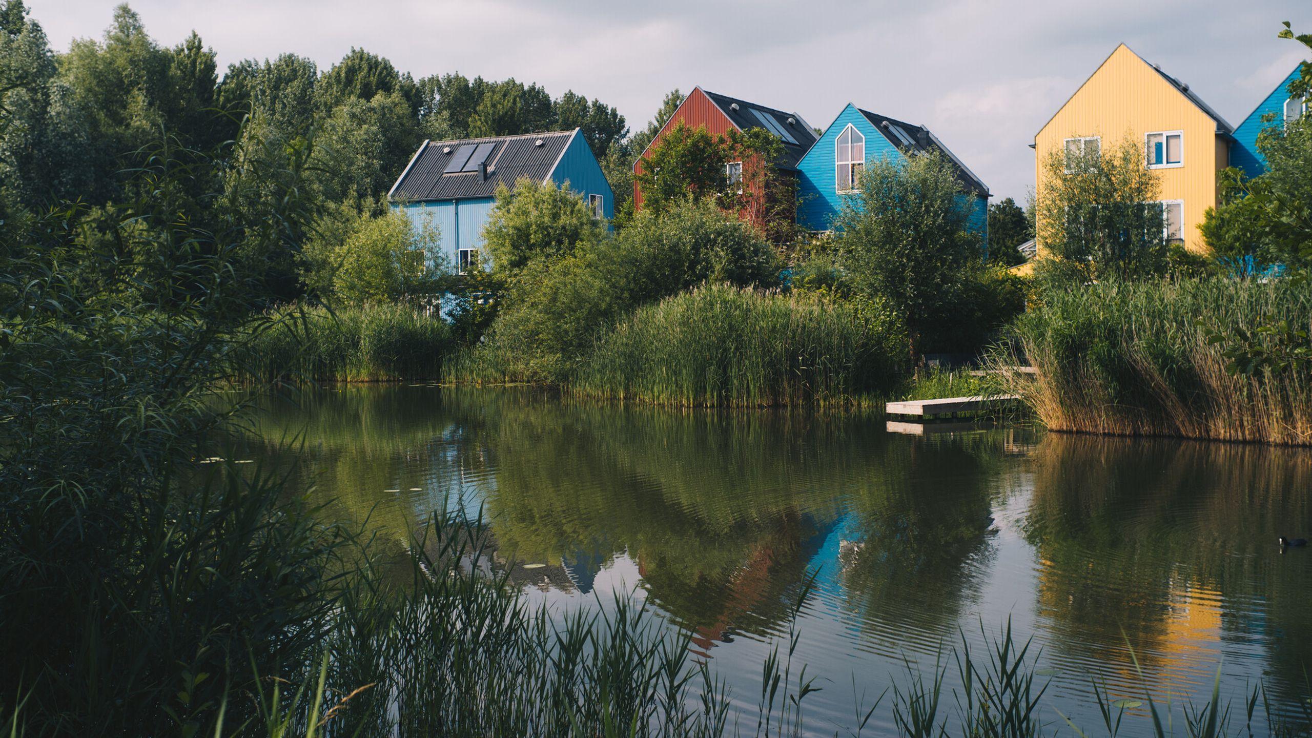 Typisch Ecowijk Culemborg