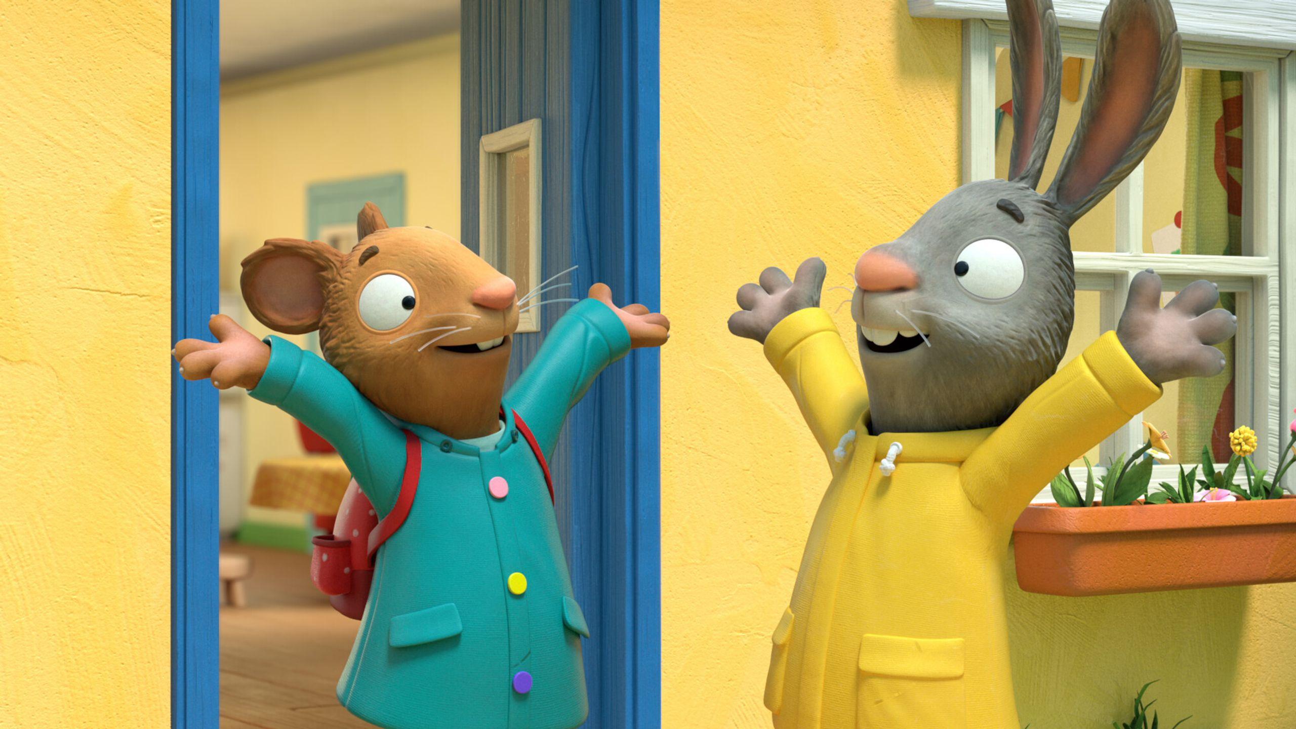 Pip en Posy