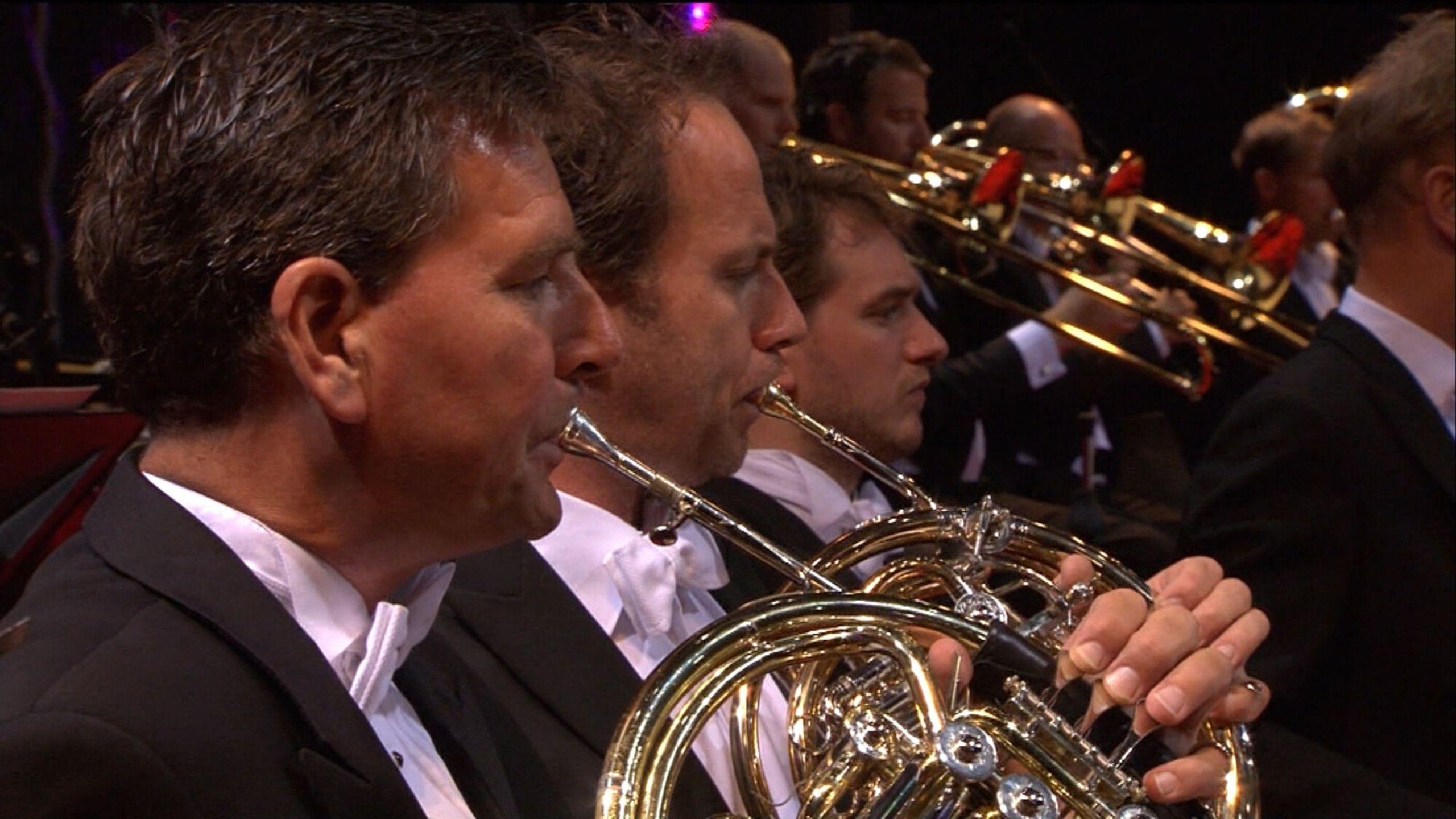 Klassiek Concert vanaf de Dam