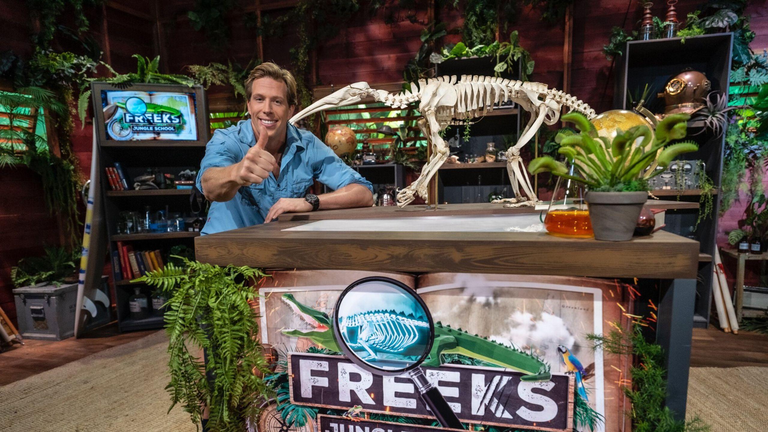 Freeks Jungle School