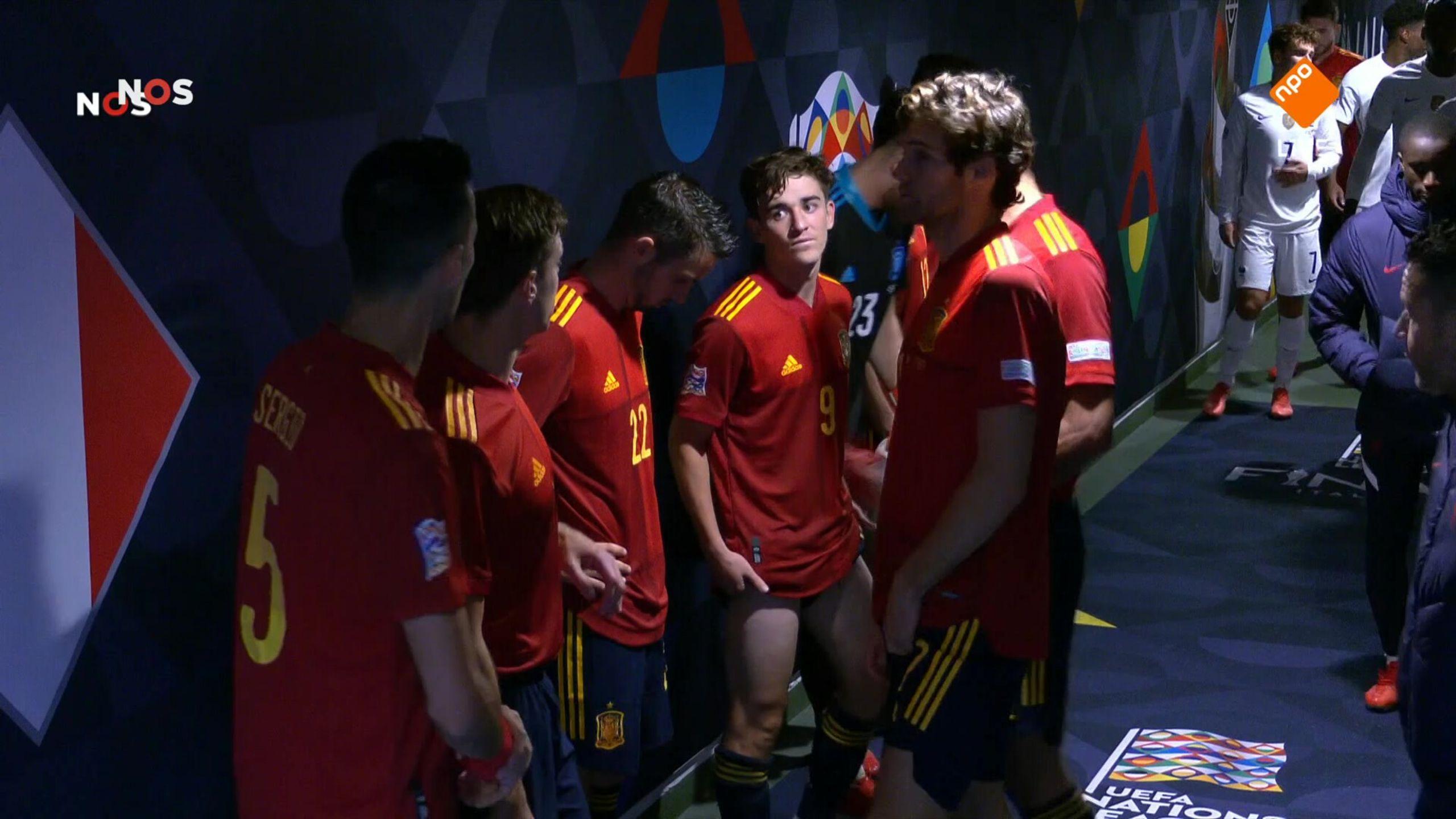 NOS Voetbal Nations League tweede helft